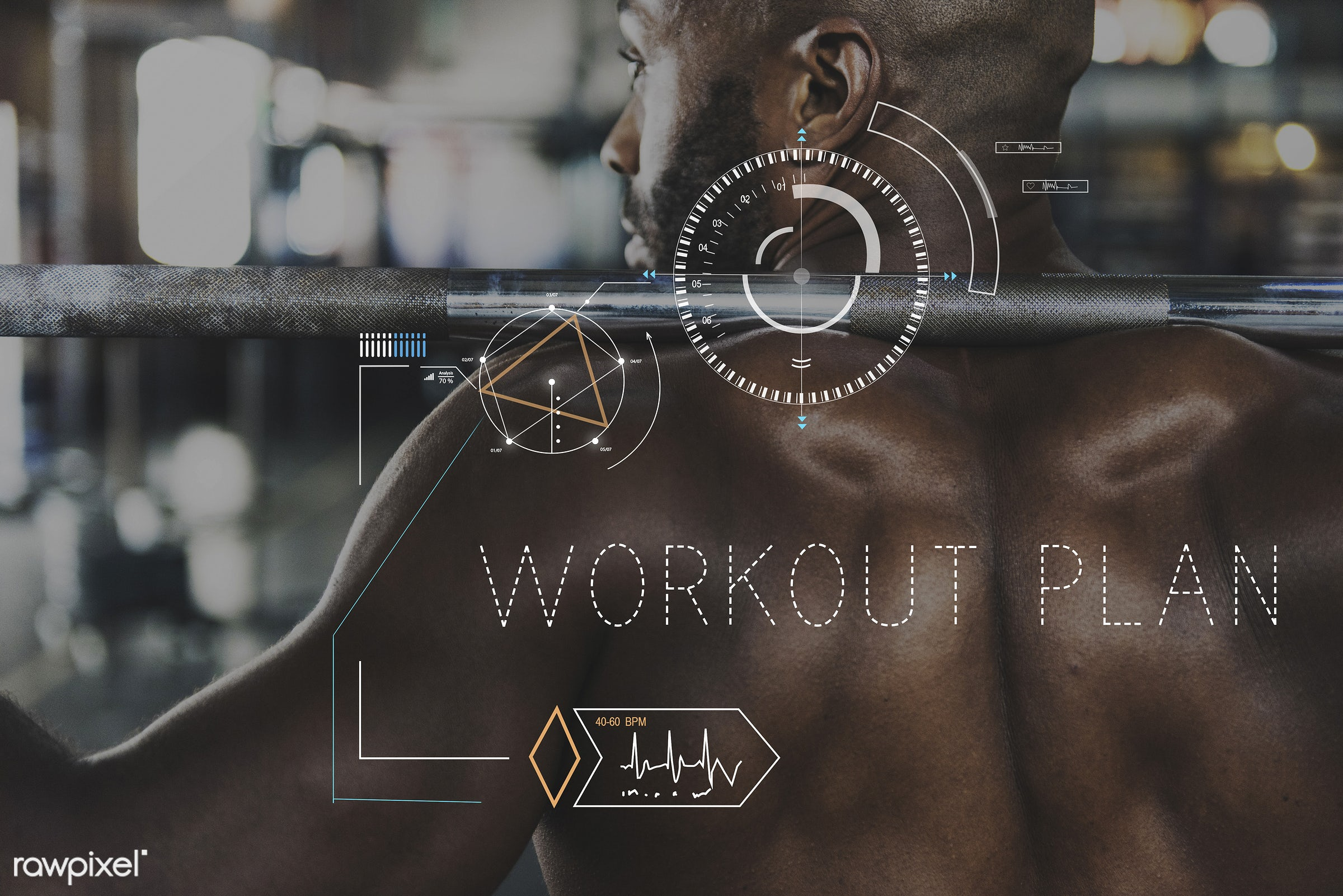 gym, lift, african descent, barbell, black, black people, body, condition, crosshair, daily, energy, exercise, fit, fitness...