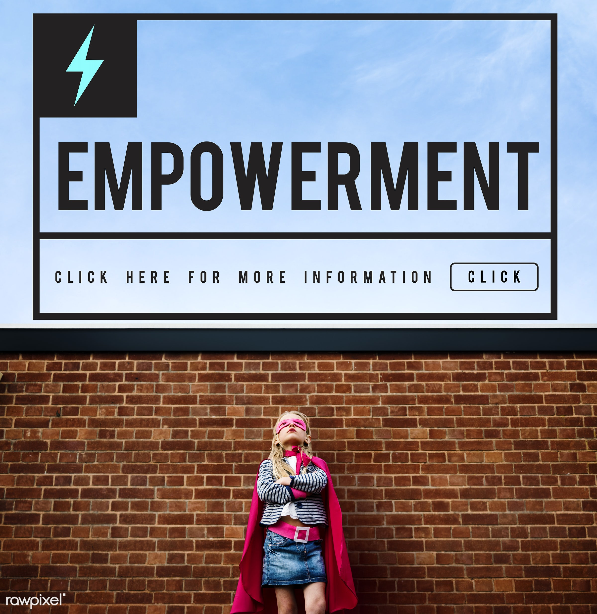 active, be, best, brave, change, child, childhood, costume, difference, dream, dressed up, empower, empowerment, girl,...