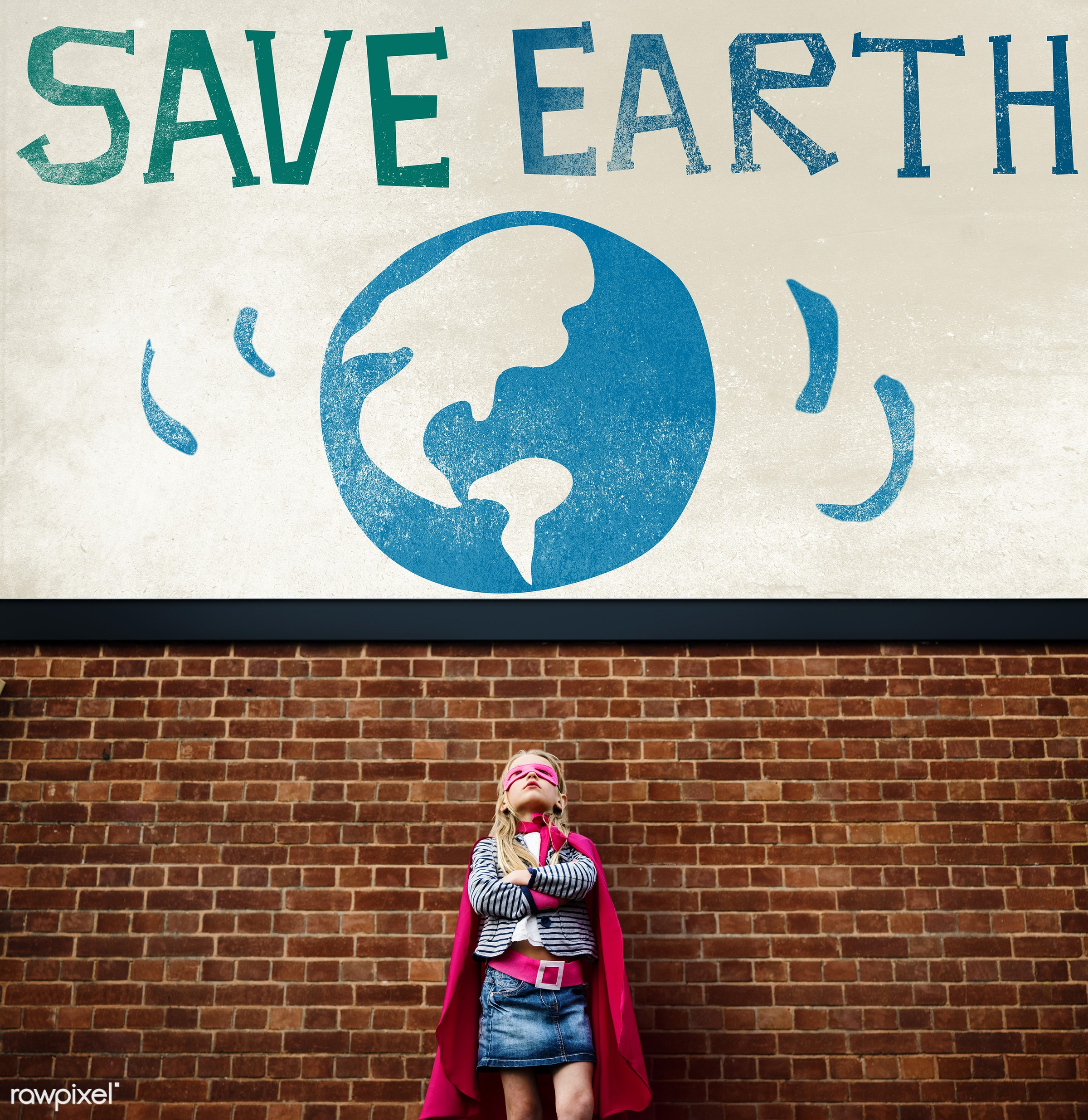 active, annual event, awareness, brave, child, childhood, concept, costume, dream, dressed up, earth, earth day, ecology,...