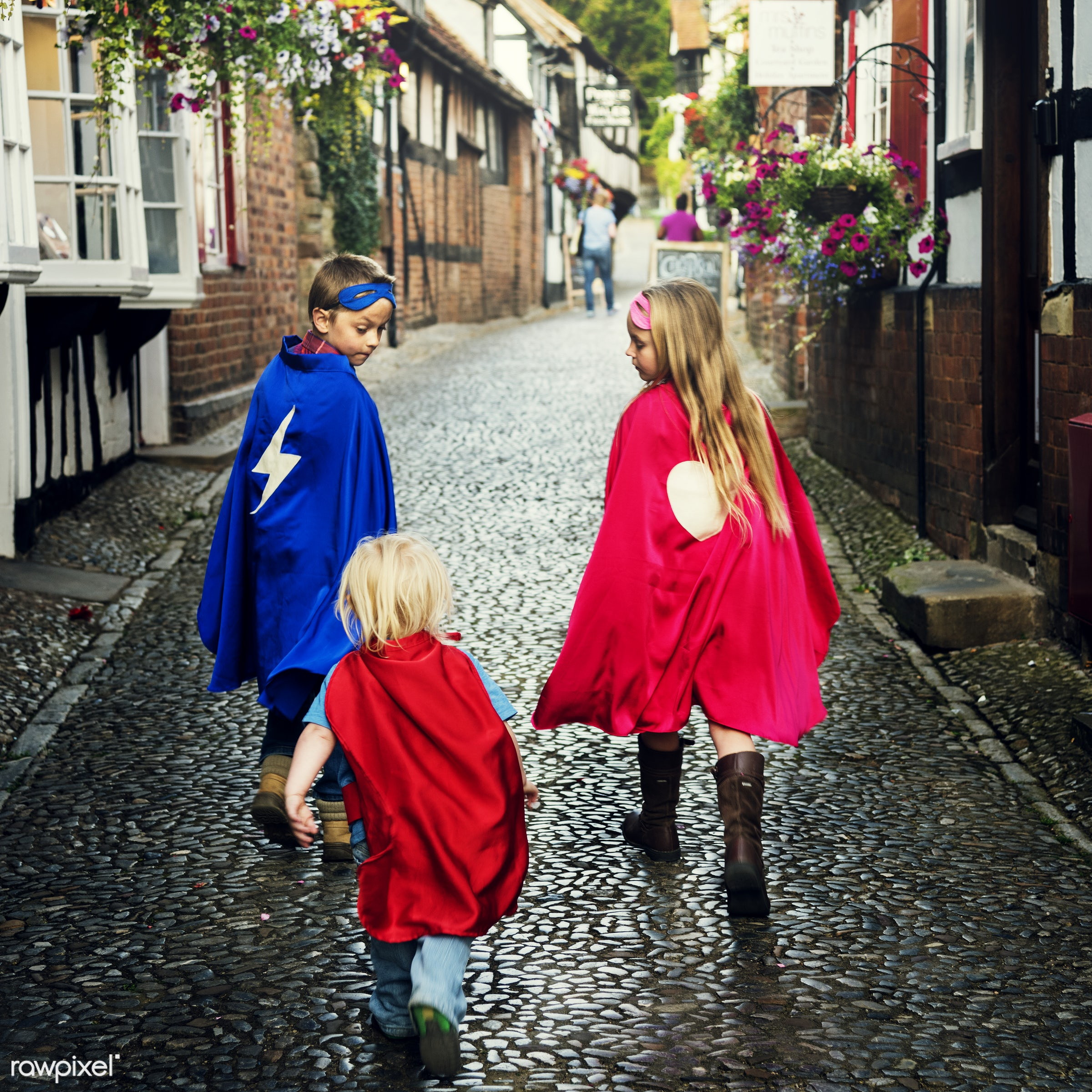 activity, alley, aspirations, brave, brother, buddy, cheerful, child, childhood, colourful, confidence, costume,...