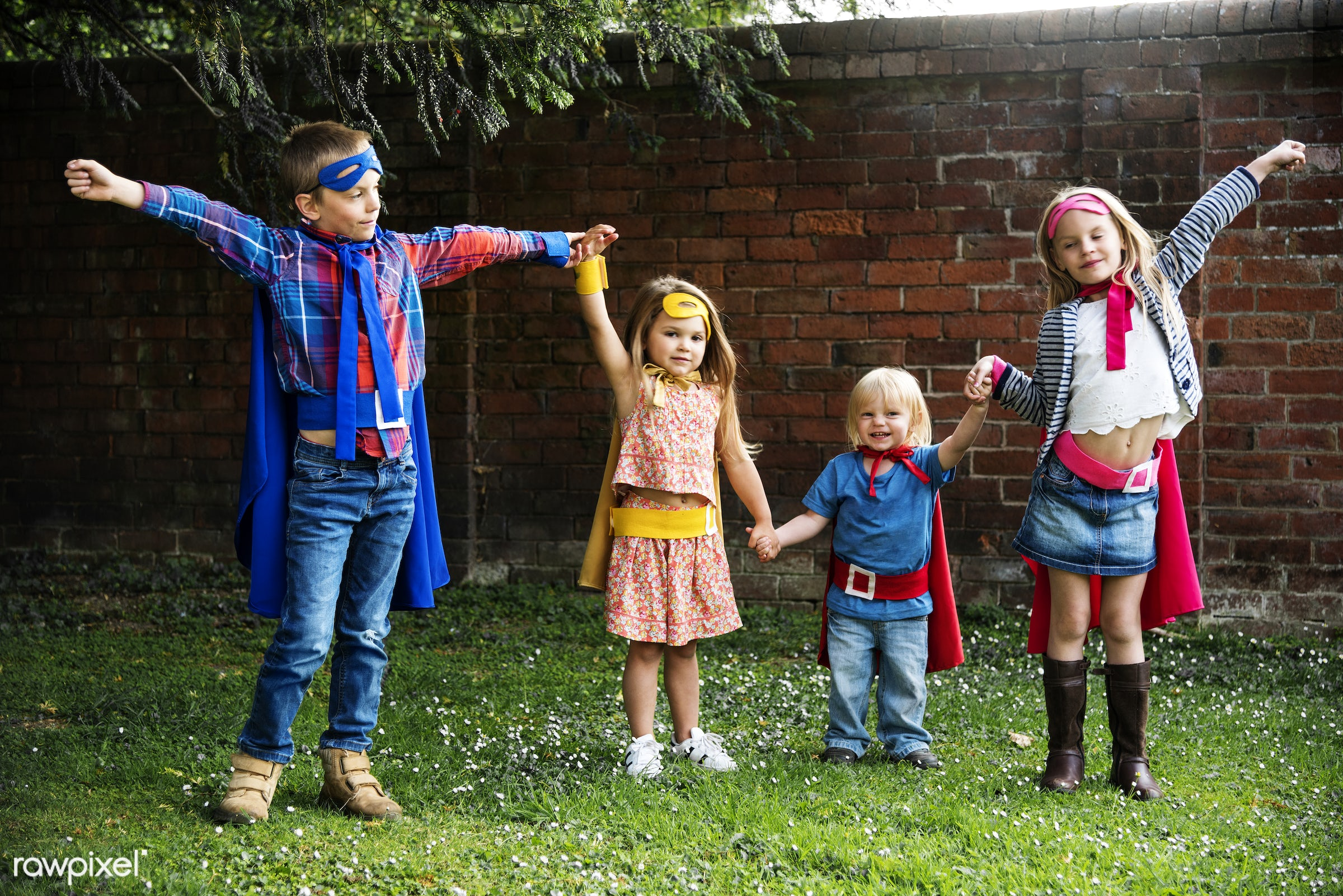 activity, aspirations, boy, brave, brick wall, brother, building, caucasian, cheerful, child, childhood, children, colourful...