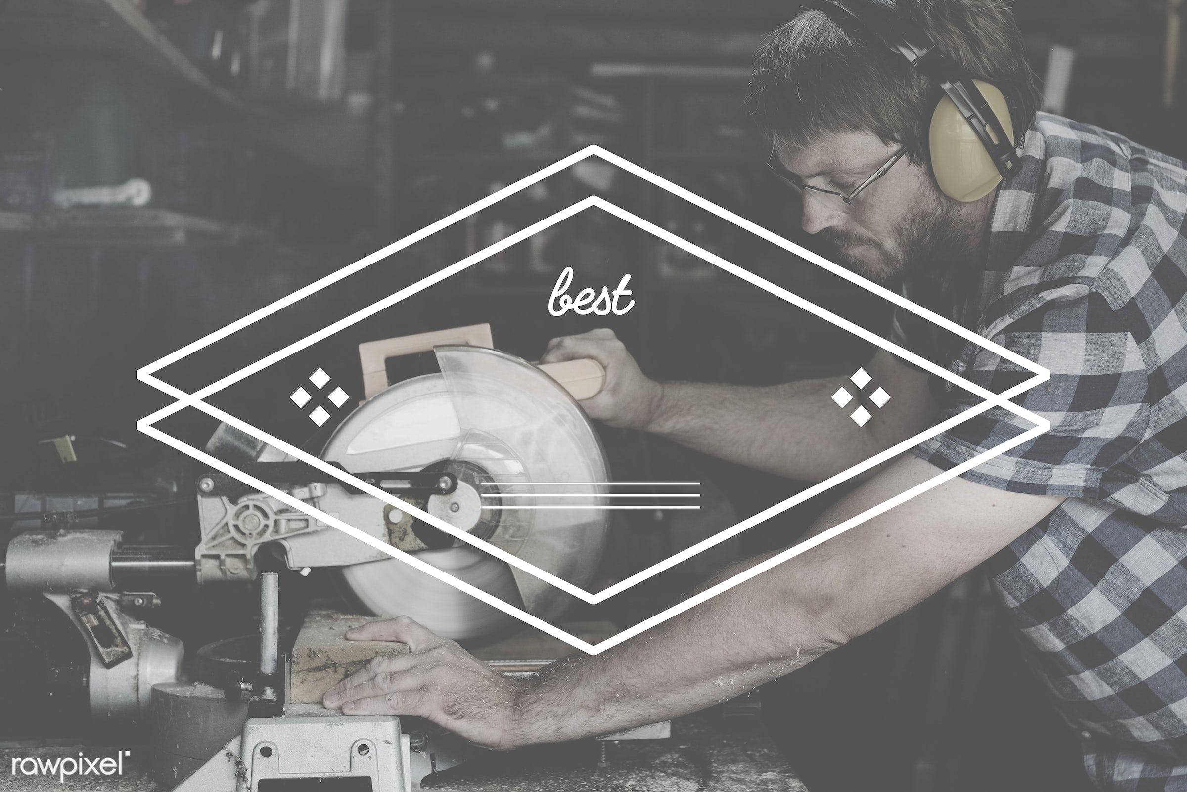 accuracy, badge, banner, best, blank, brand, branding, business, carpenter, carpentry, copy space, craft, craftsman, diamond...