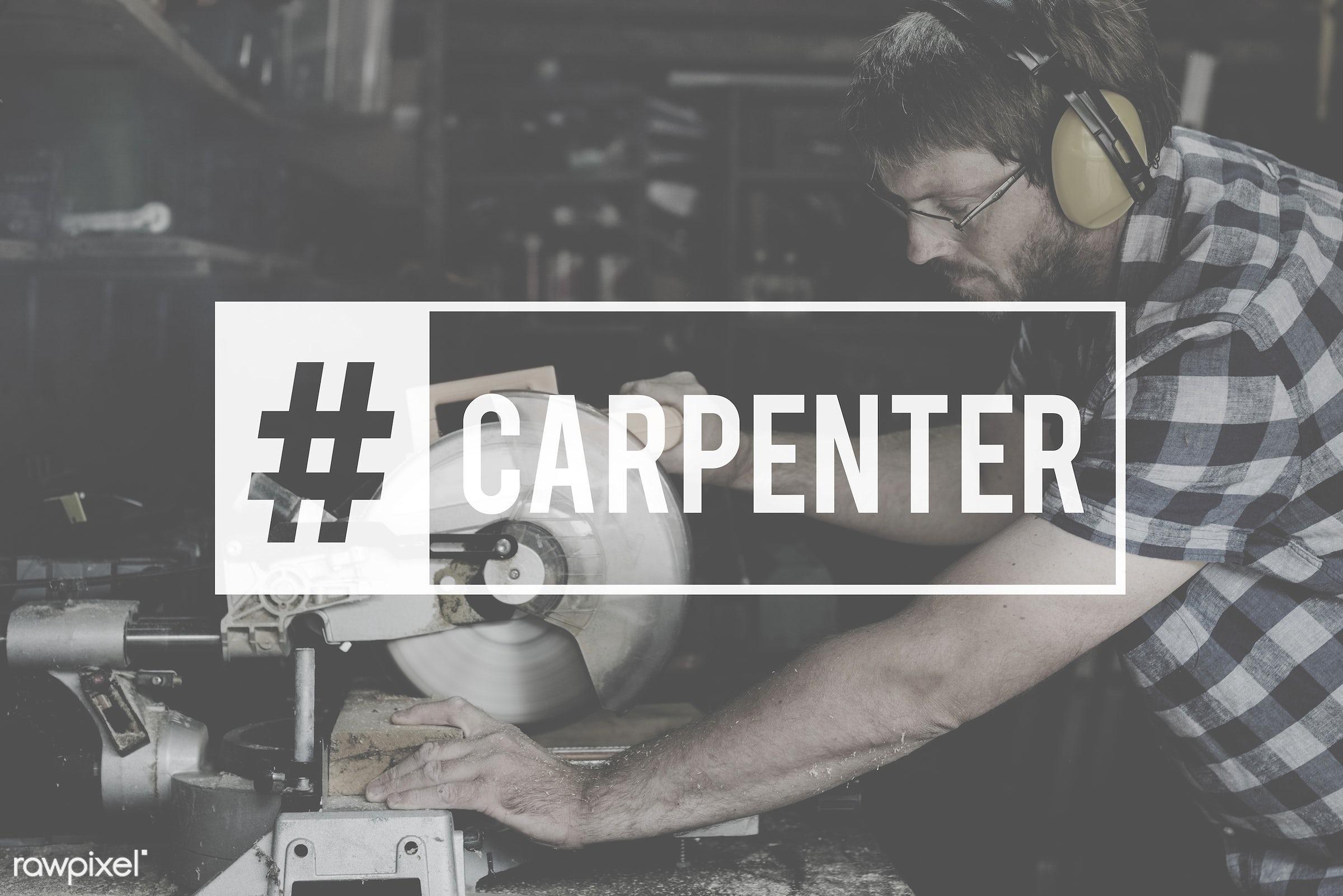 accuracy, aptitude, artistry, carpenter, carpentry, cleverness, craft, craft-man, craftsman, ear muff, equipment, expertness...