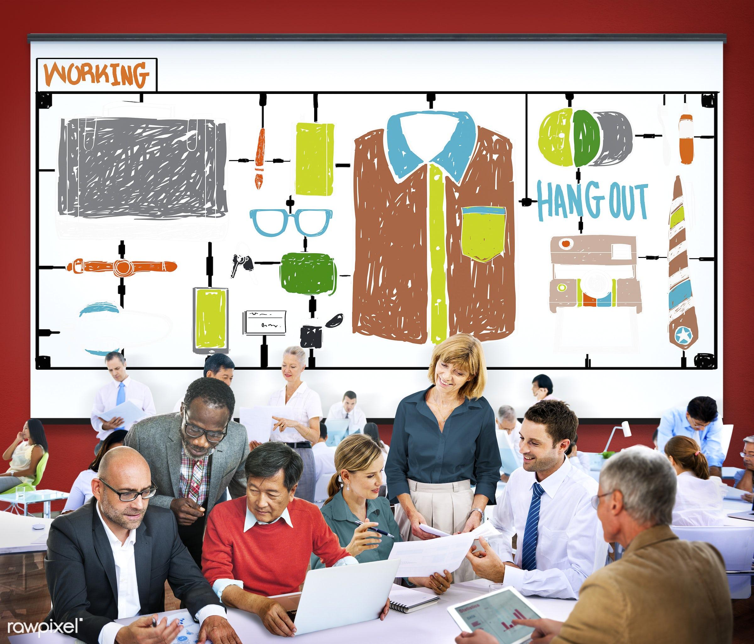analysis, boss, business, business people, businessmen, businesswomen, busy, cloth, communication, conversation, corporate,...