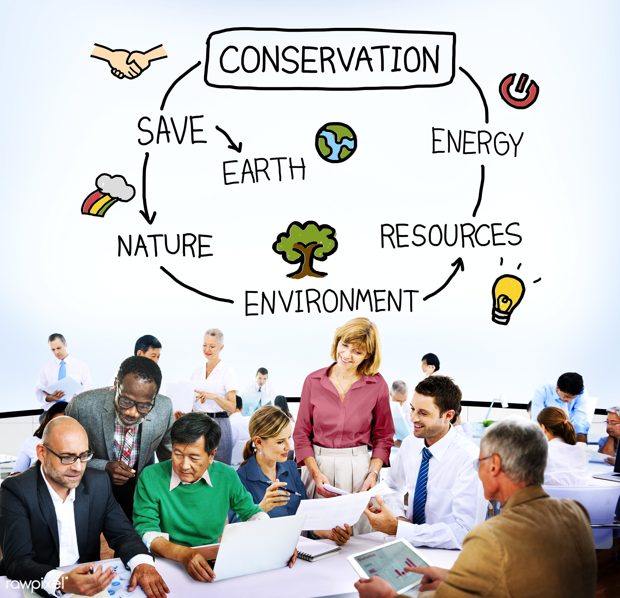 board room, brainstorming, business, business people, climate change, collaboration, communication, conference, conservation...