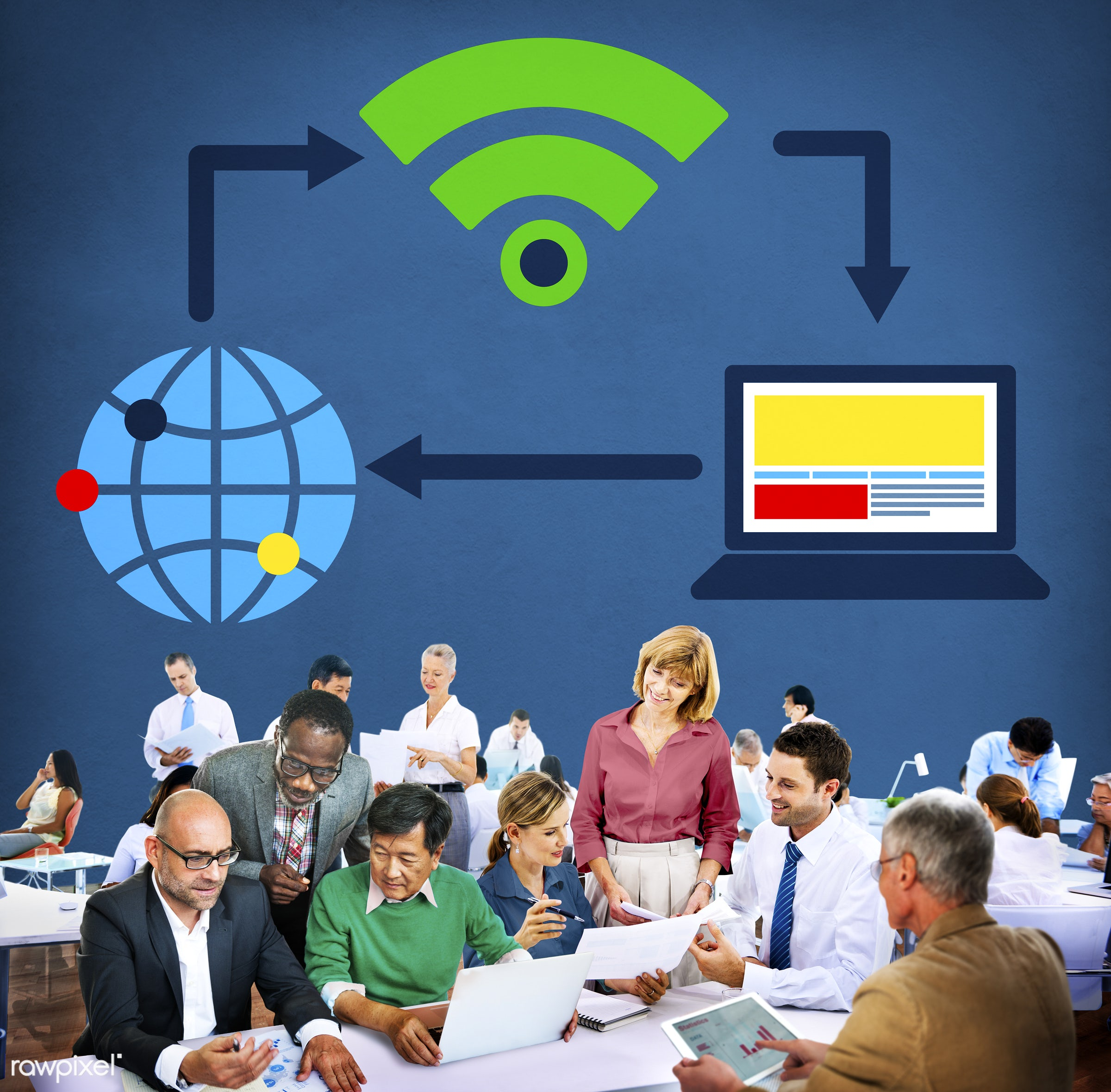 business people, businessmen, businesswomen, communication, community, connection, corporate, creativity, data, diversity,...
