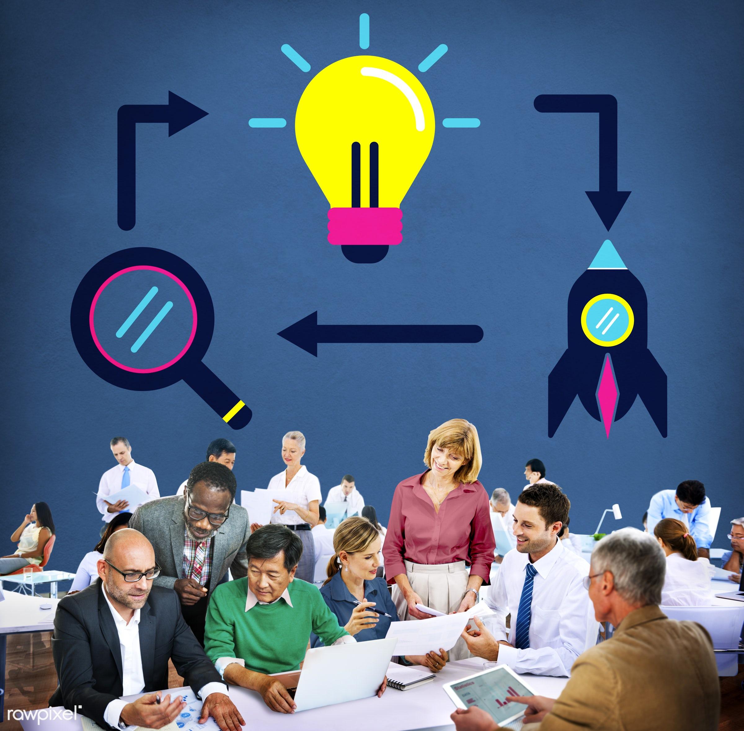 business people, businessmen, businesswomen, communication, connection, corporate, creative, creativity, diversity,...