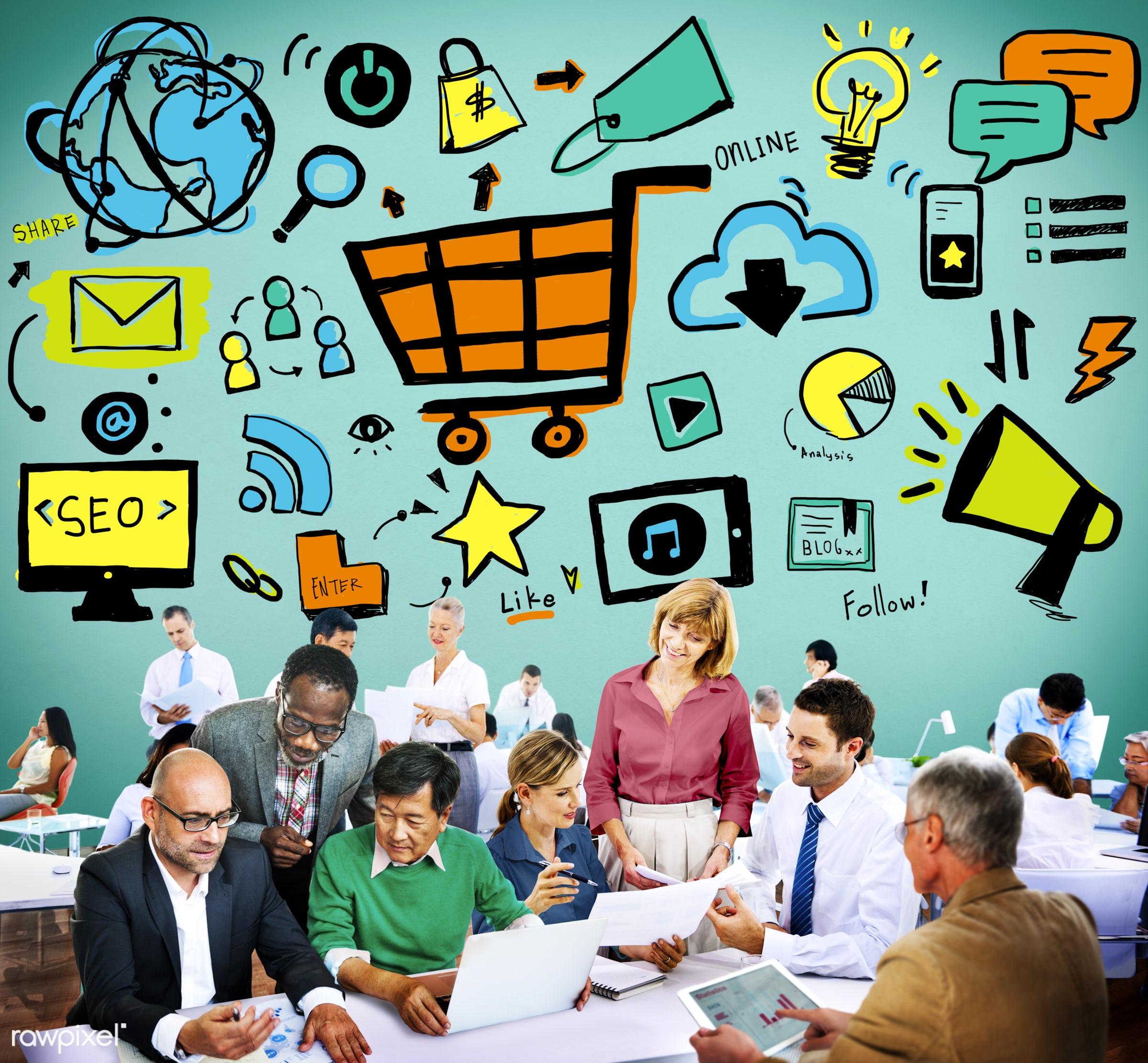 advertising, analysis, brand, branding, business, business people, businessmen, businesswomen, busy, buying, commerce,...