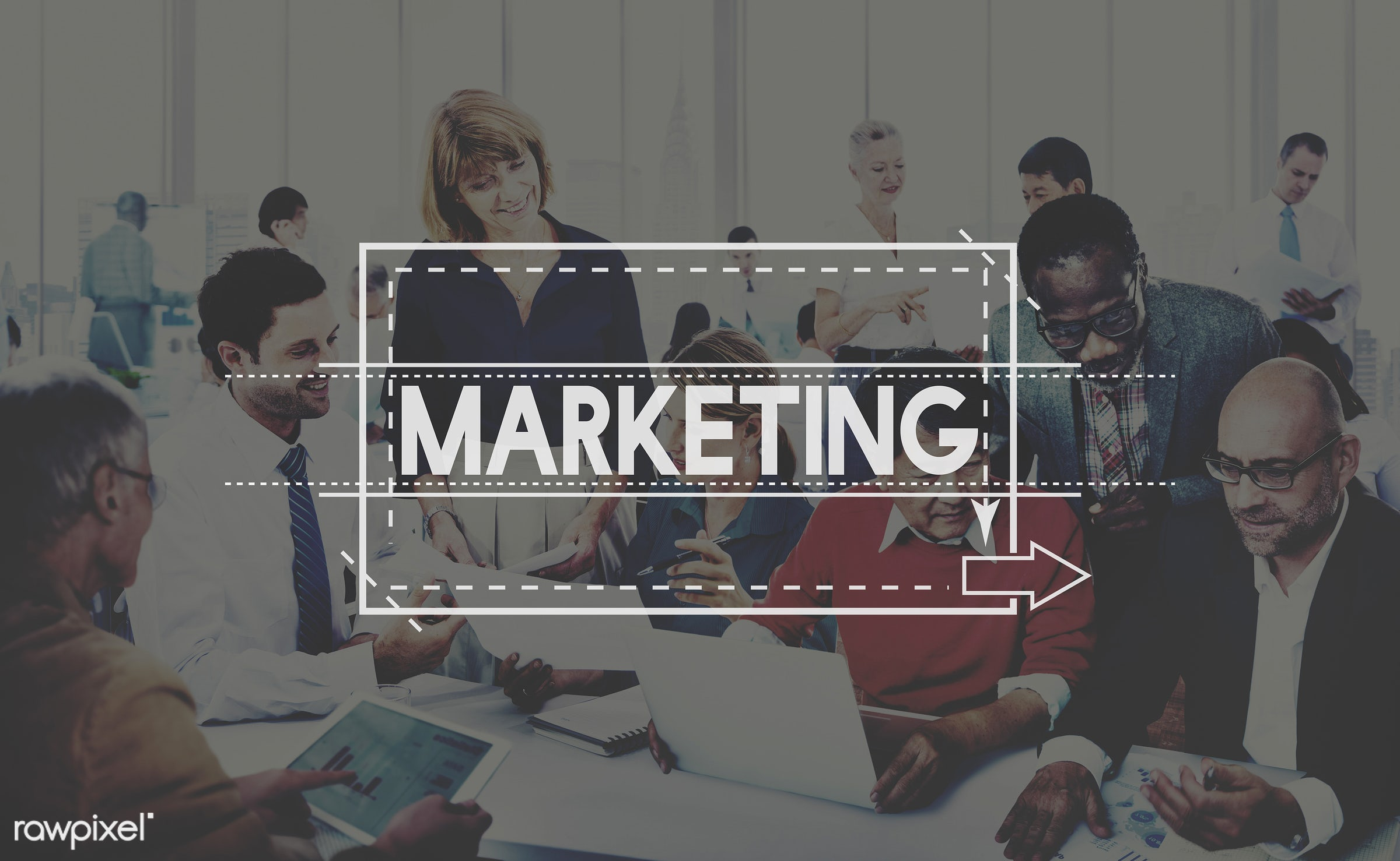 advertising, african descent, asian ethnicity, availability, banner, brainstorming, branding, business, business people,...