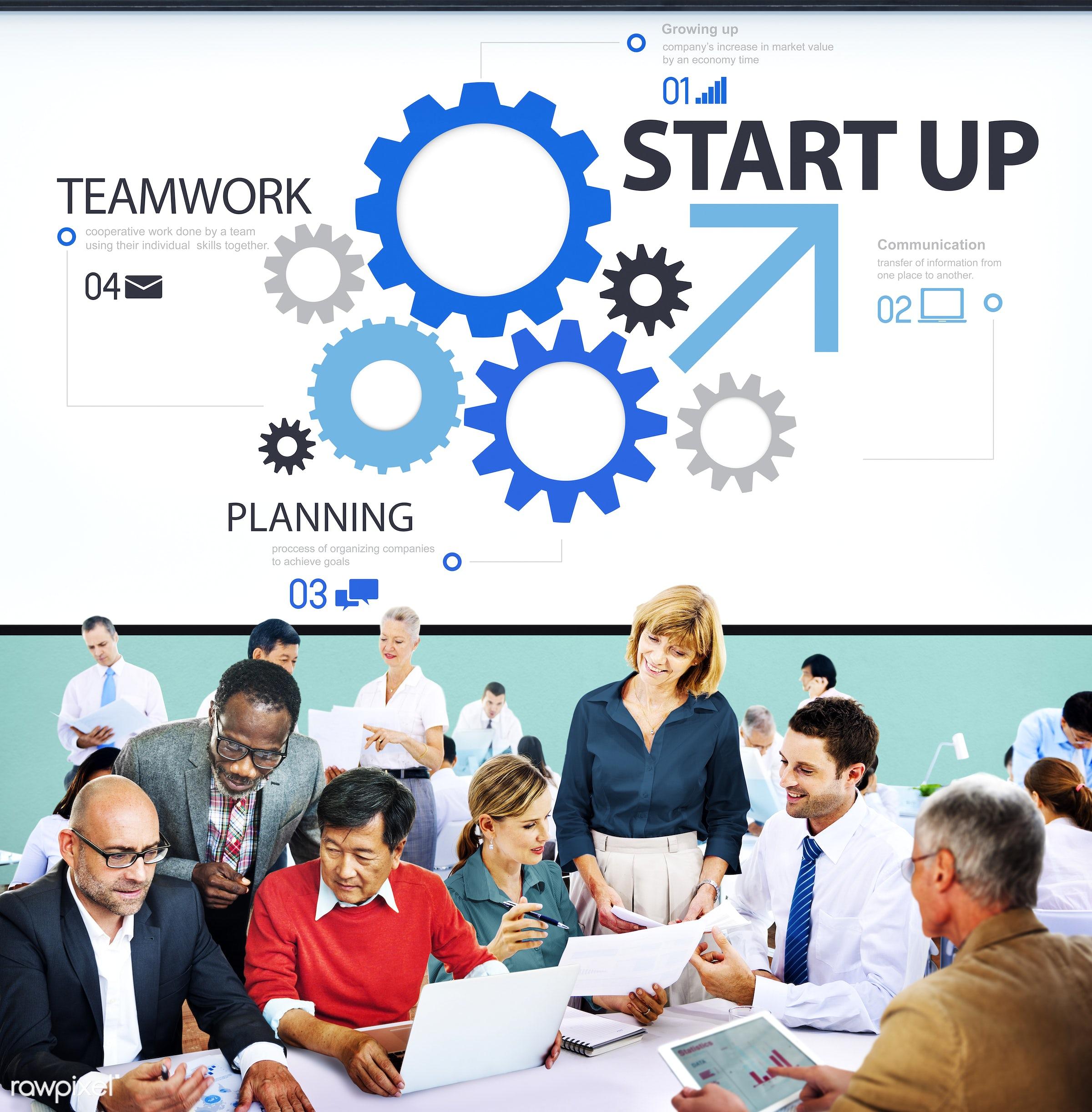 analysis, bar graph, business, business people, businessmen, businesswomen, busy, cog, communication, conversation,...