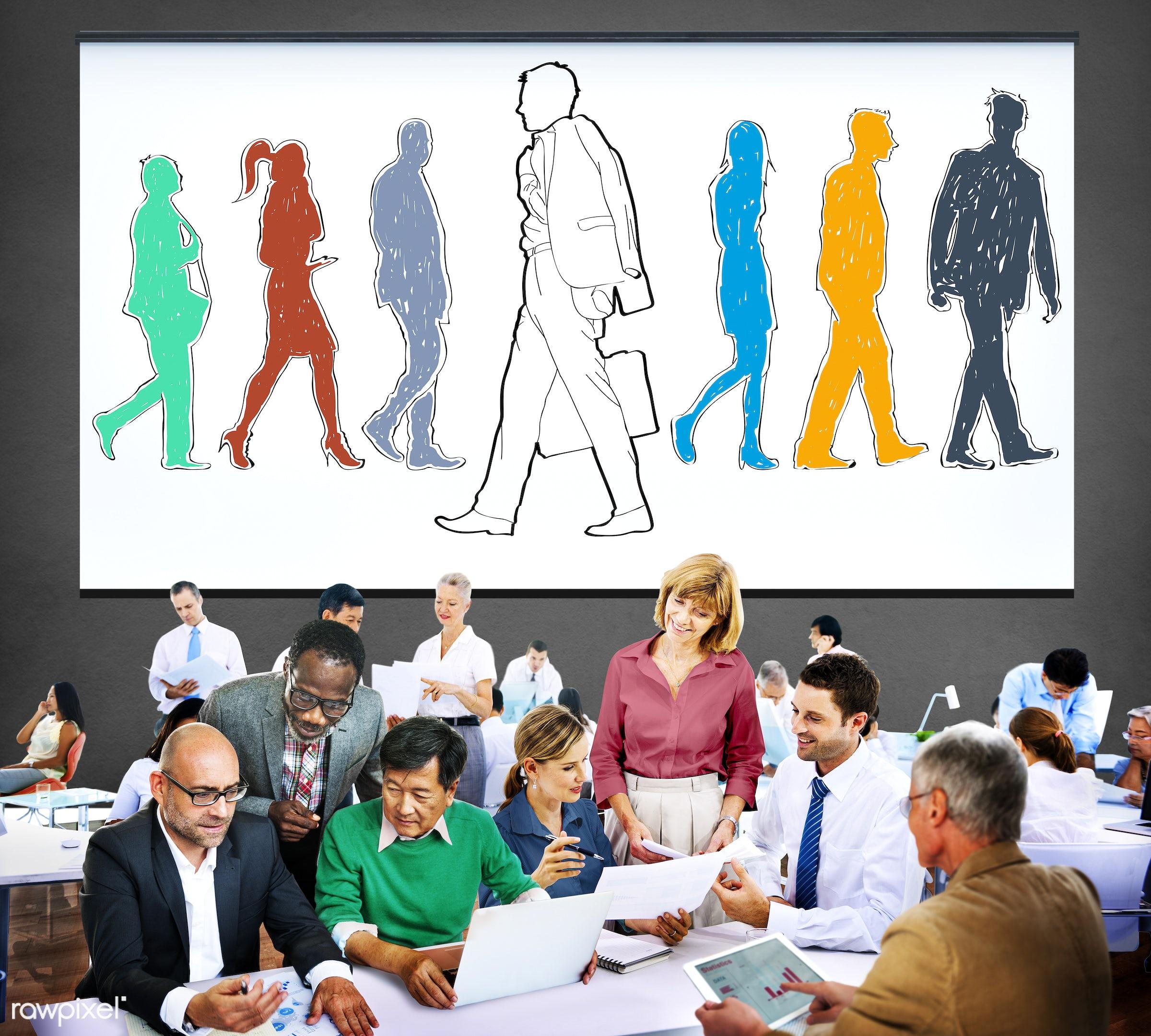 analysis, business, business people, business plan, businessmen, businesswomen, busy, choice, communication, conversation,...