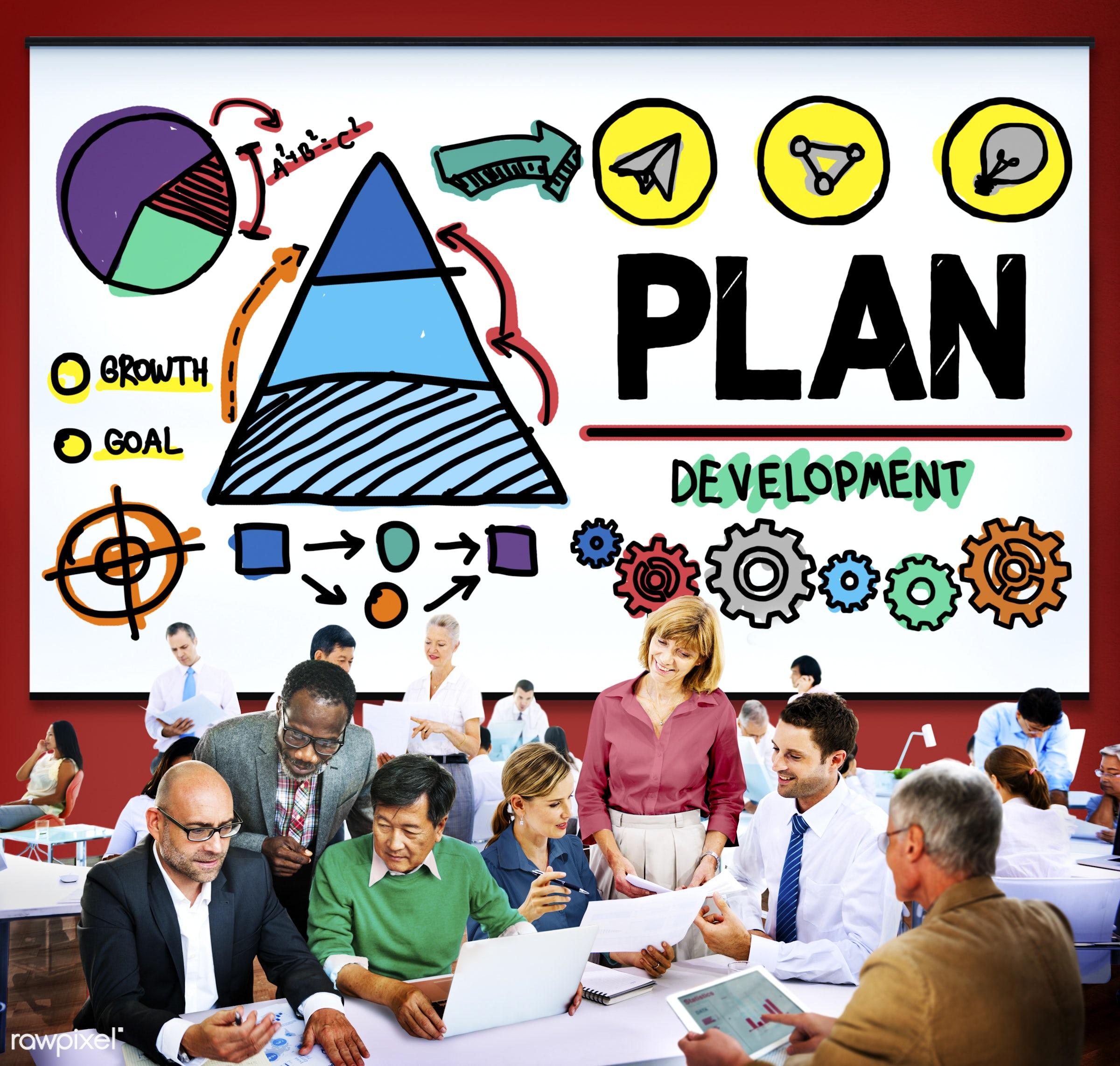 analysis, business, business people, businessmen, businesswomen, busy, chart, communication, conversation, corporate,...
