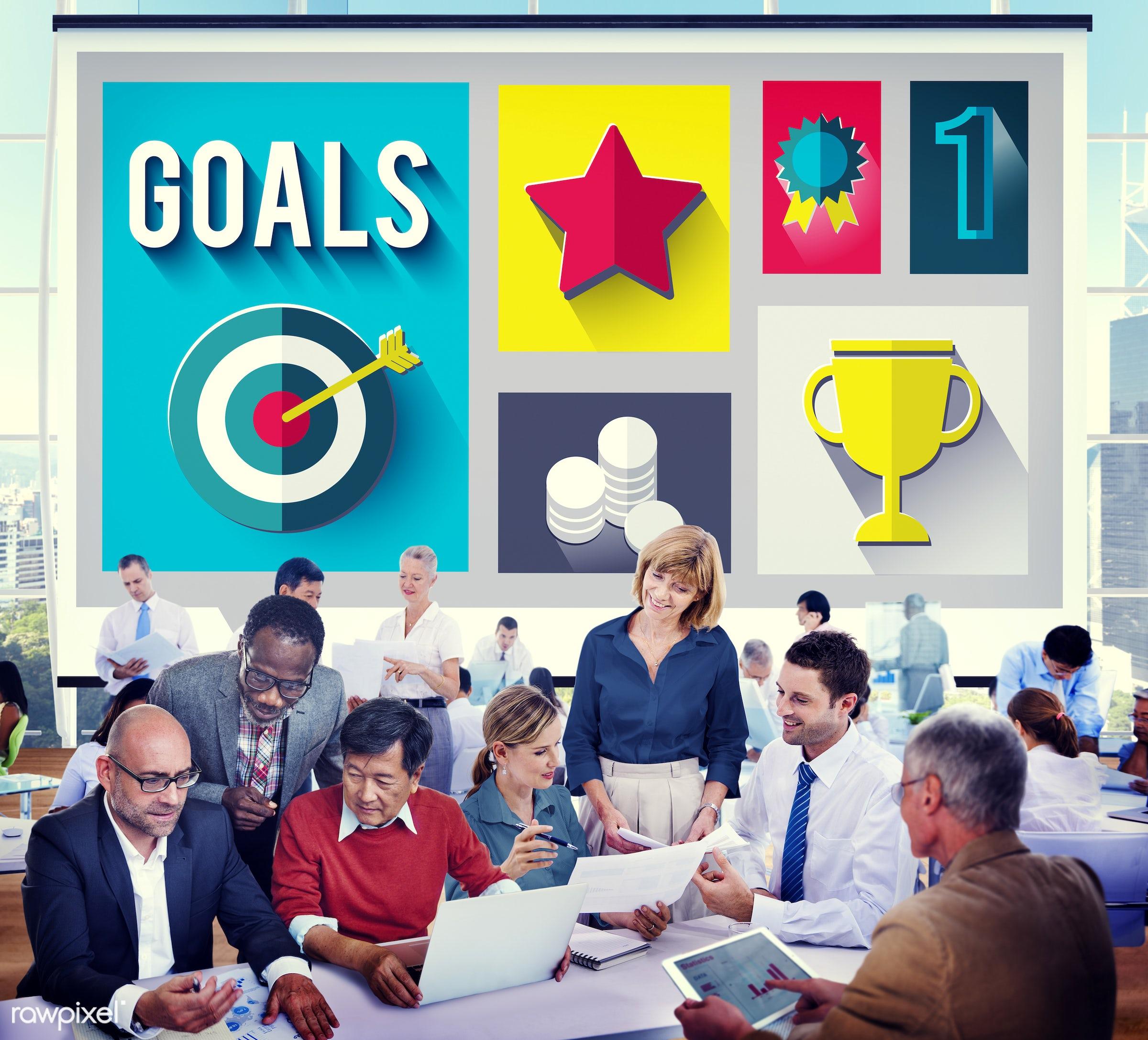 achievement, african descent, aim, asian ethnicity, aspiration, believe, brainstorming, business, business people,...