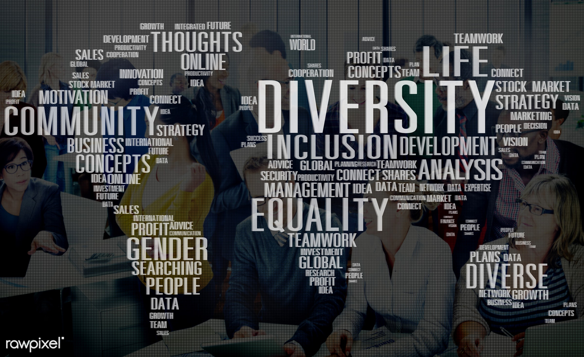 equality, business, decision, advice, african descent, analysis, asian ethnicity, businessmen, businesswomen, busy,...
