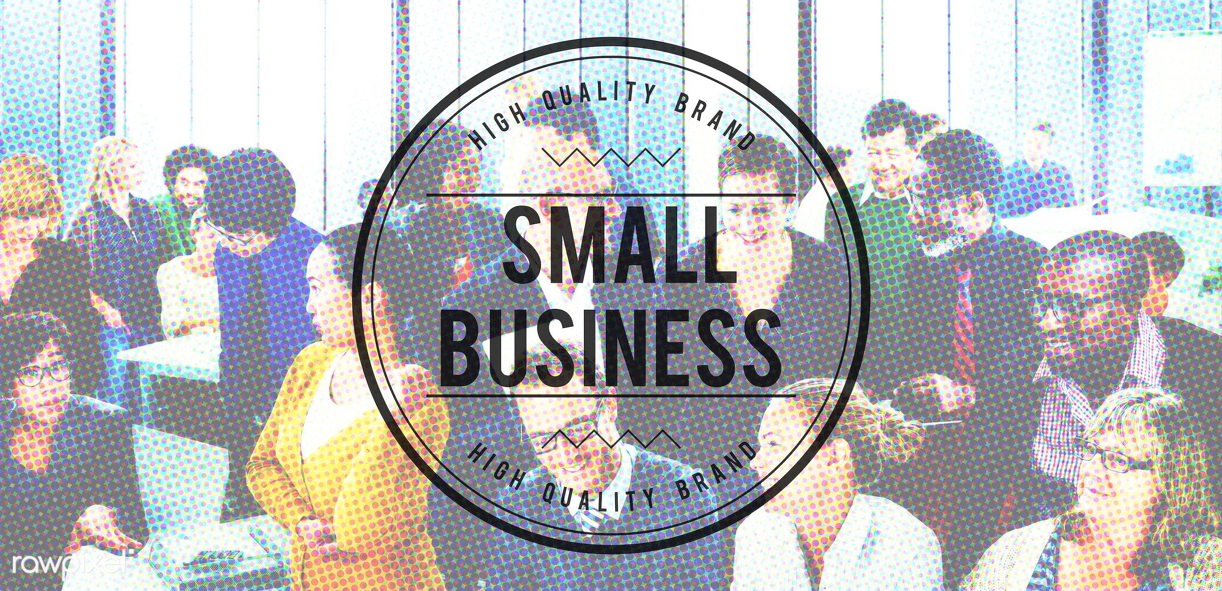 african descent, asian ethnicity, badge, banner, be creative, brand, branding, business, businessmen, businesswomen, busy,...