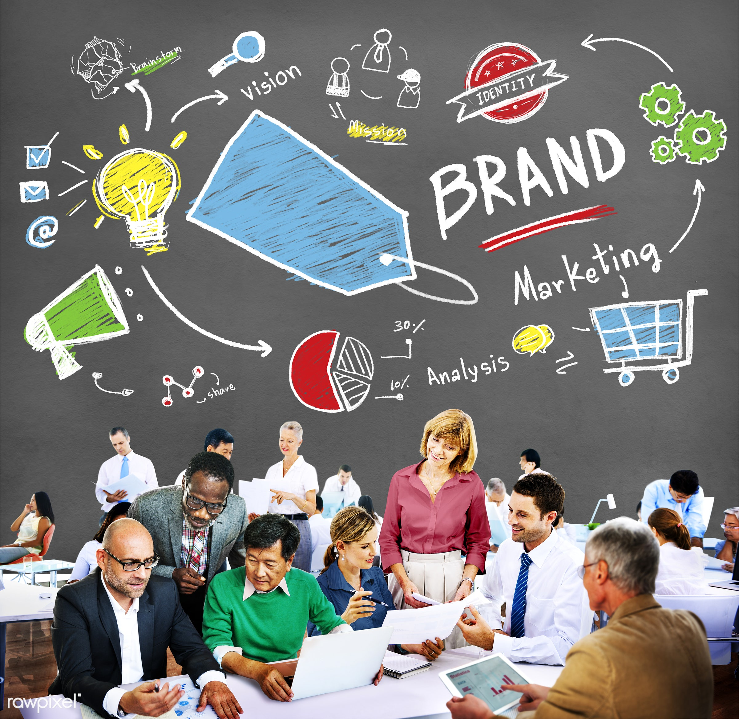 advertising, analysis, brand, brand name, branding, business, business people, businessmen, businesswomen, busy, commercial...