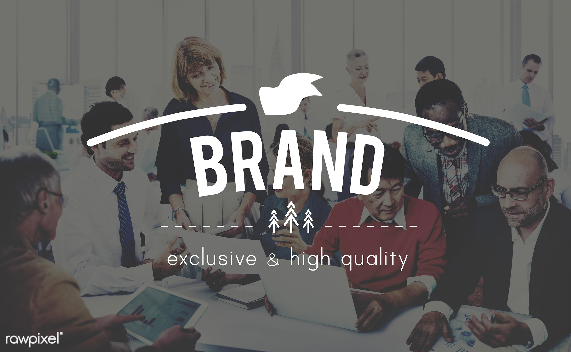 advertising, african descent, asian ethnicity, badge, brainstorming, brand, brand name, branding, business, business people...