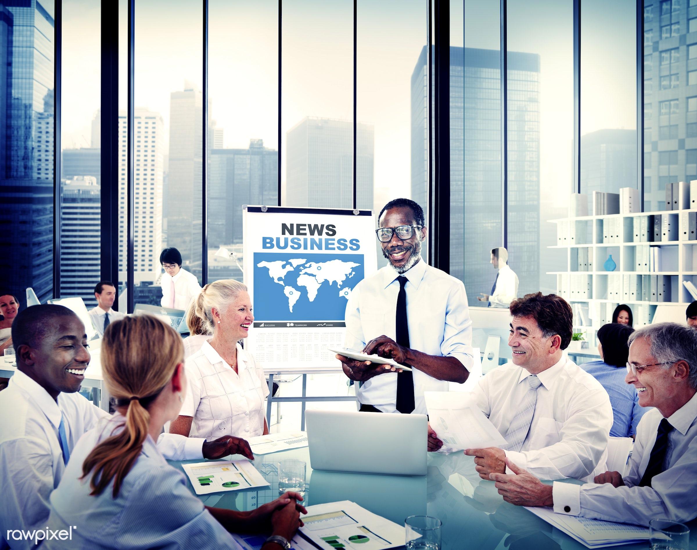 administration, african, african descent, brainstorming, building, business, business people, businessmen, businesswomen,...