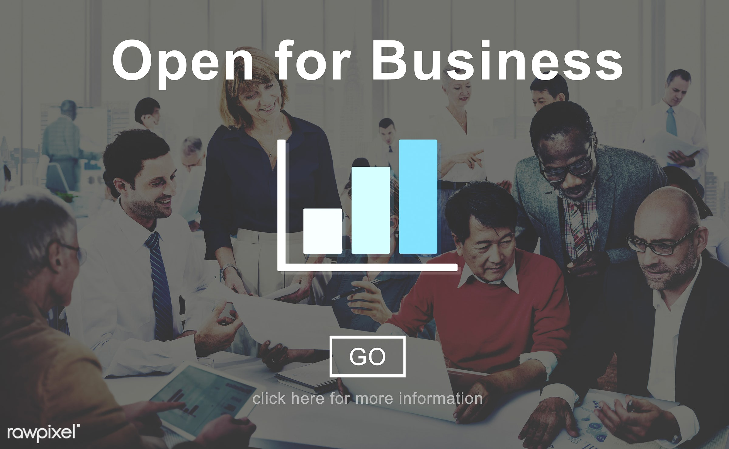 african descent, asian ethnicity, bar graph, beginning, brainstorming, business, business people, businessmen, businesswomen...