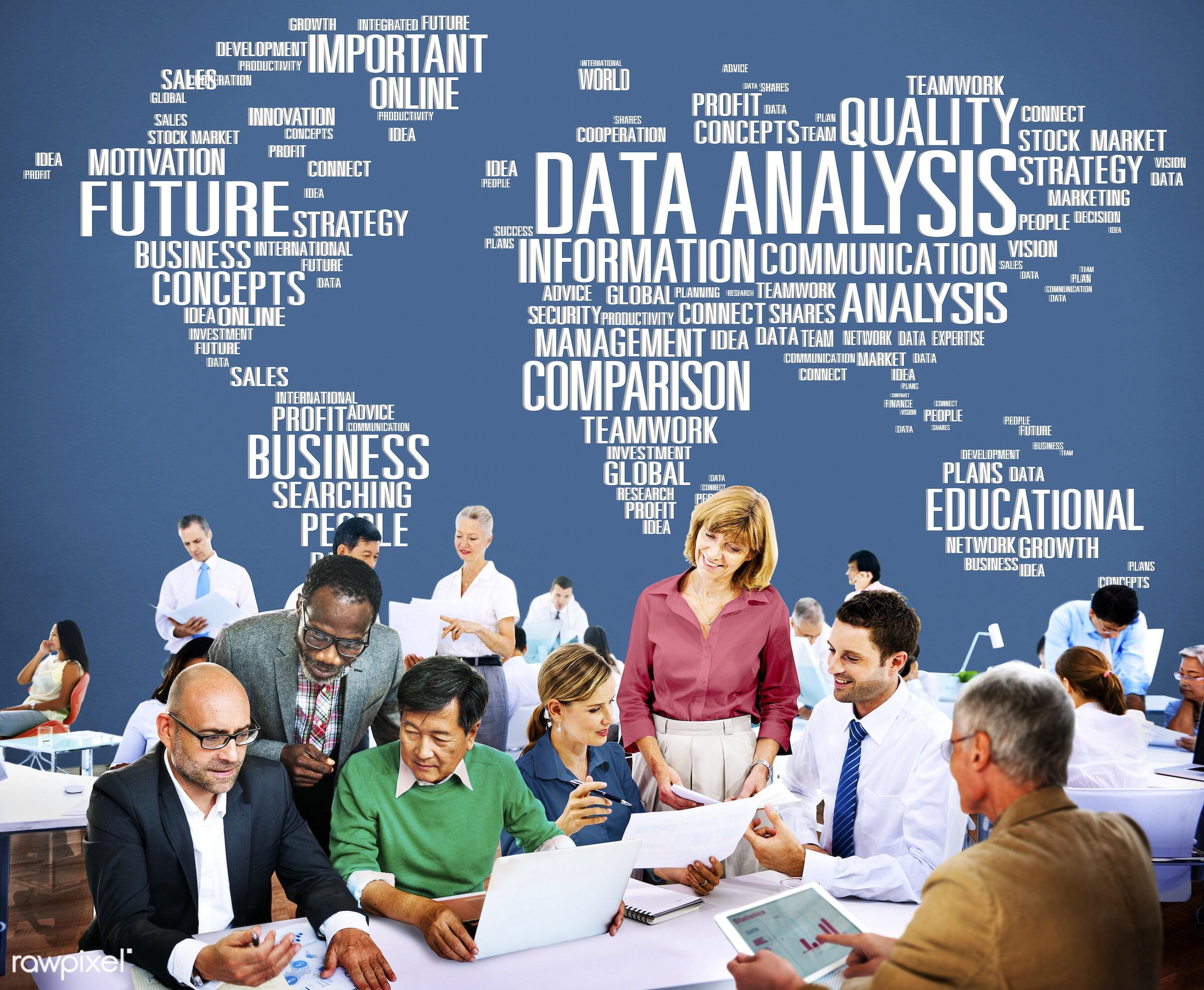 analysis, analytics, big data, business, business people, businessmen, businesswomen, busy, cartography, communication,...