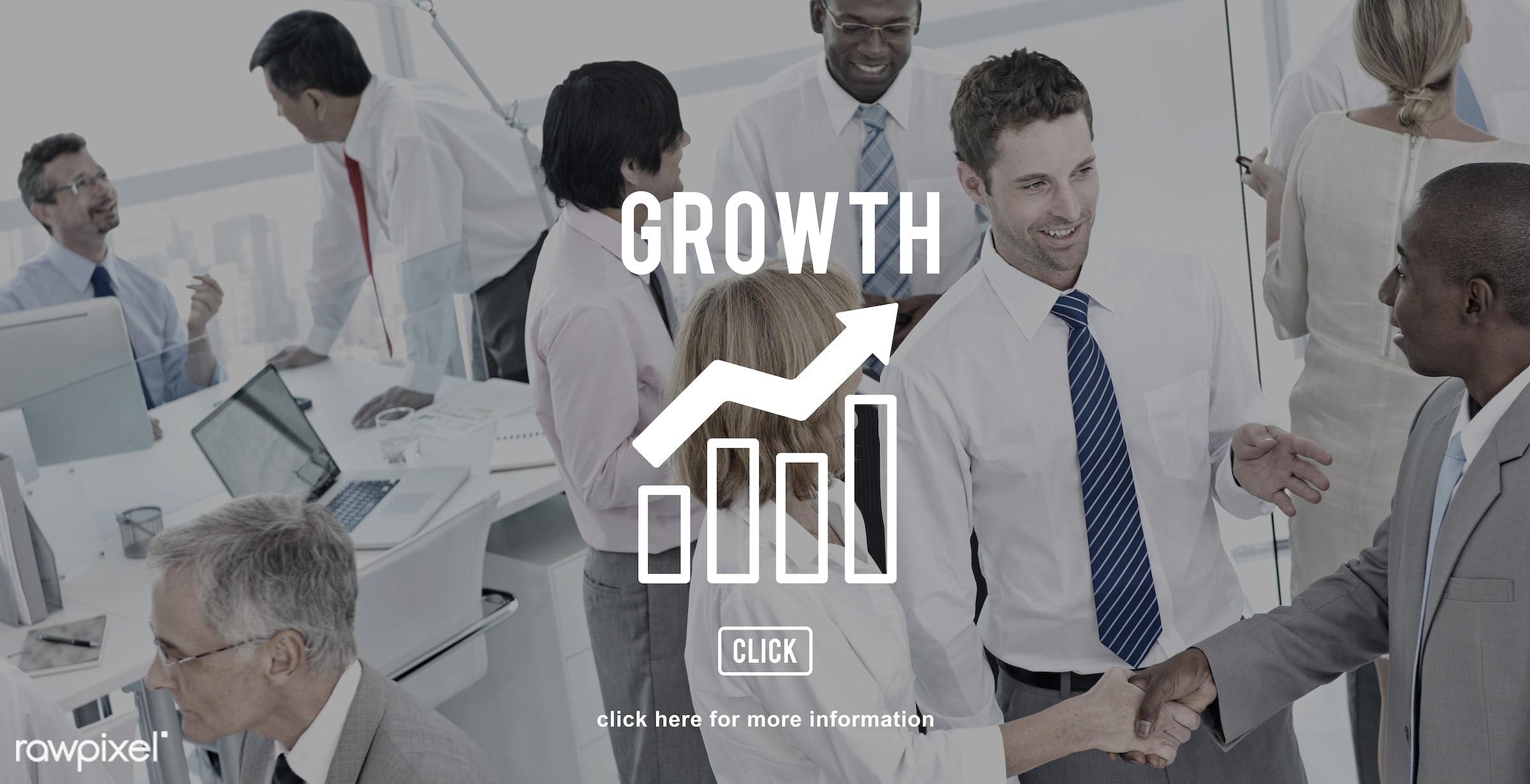office, success, achievement, african descent, aim, asian ethnicity, business, businessmen, businesswomen, chart, city,...