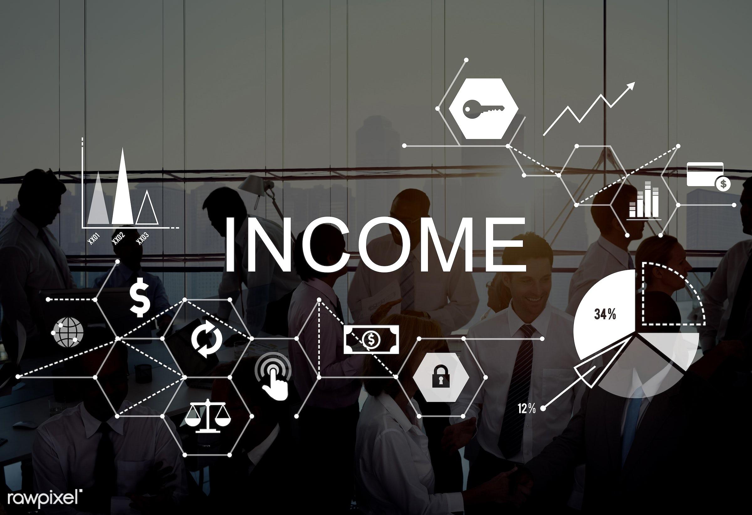 african descent, asian ethnicity, benefits, budget, building, business, business chart, businessmen, businesswomen, city,...