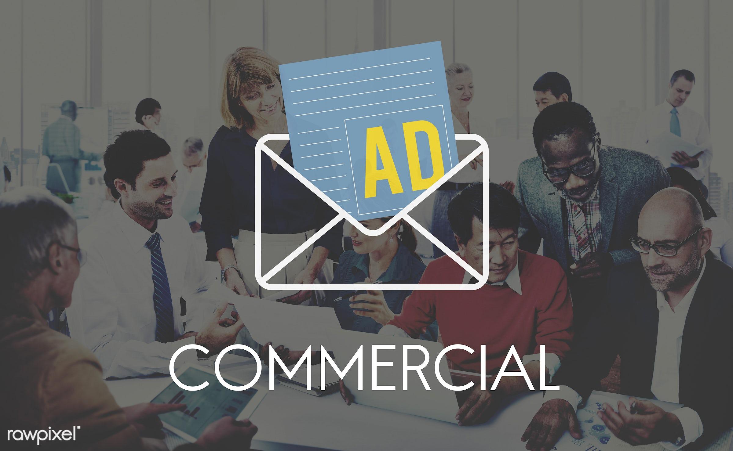 advertisement, african descent, asian ethnicity, brainstorming, business, business people, businessmen, businesswomen,...