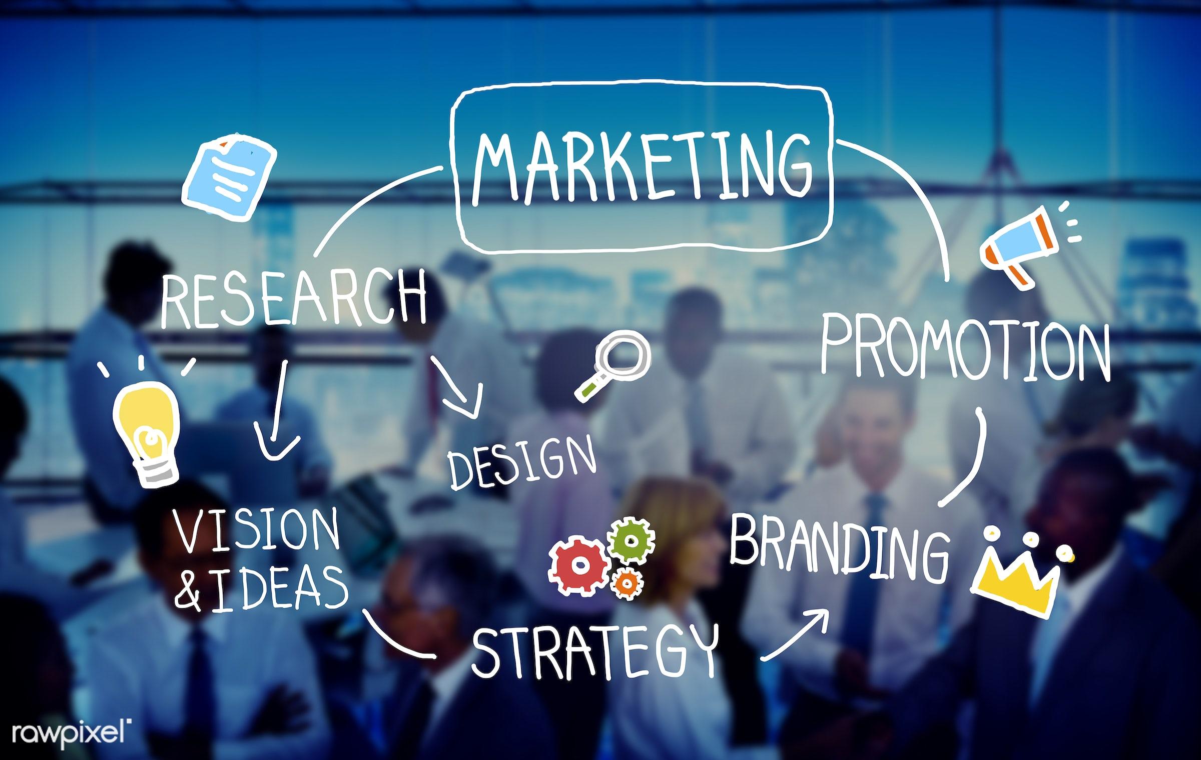 advertising, african descent, analysis, analyzing, asian ethnicity, branding, building, business, businessmen, businesswomen...