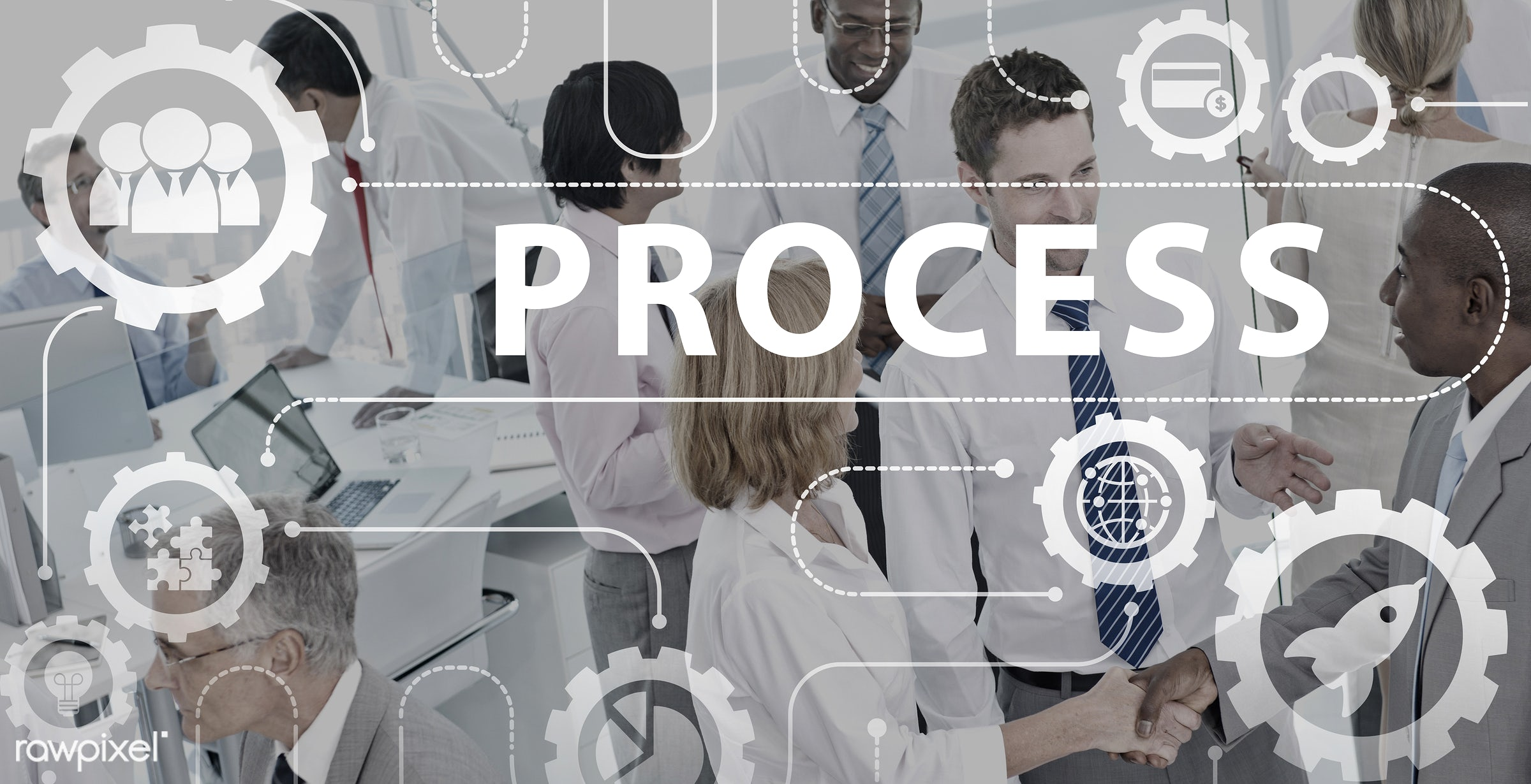 process, business, entrepreneurship, african descent, asian ethnicity, begin, businessmen, businesswomen, city,...