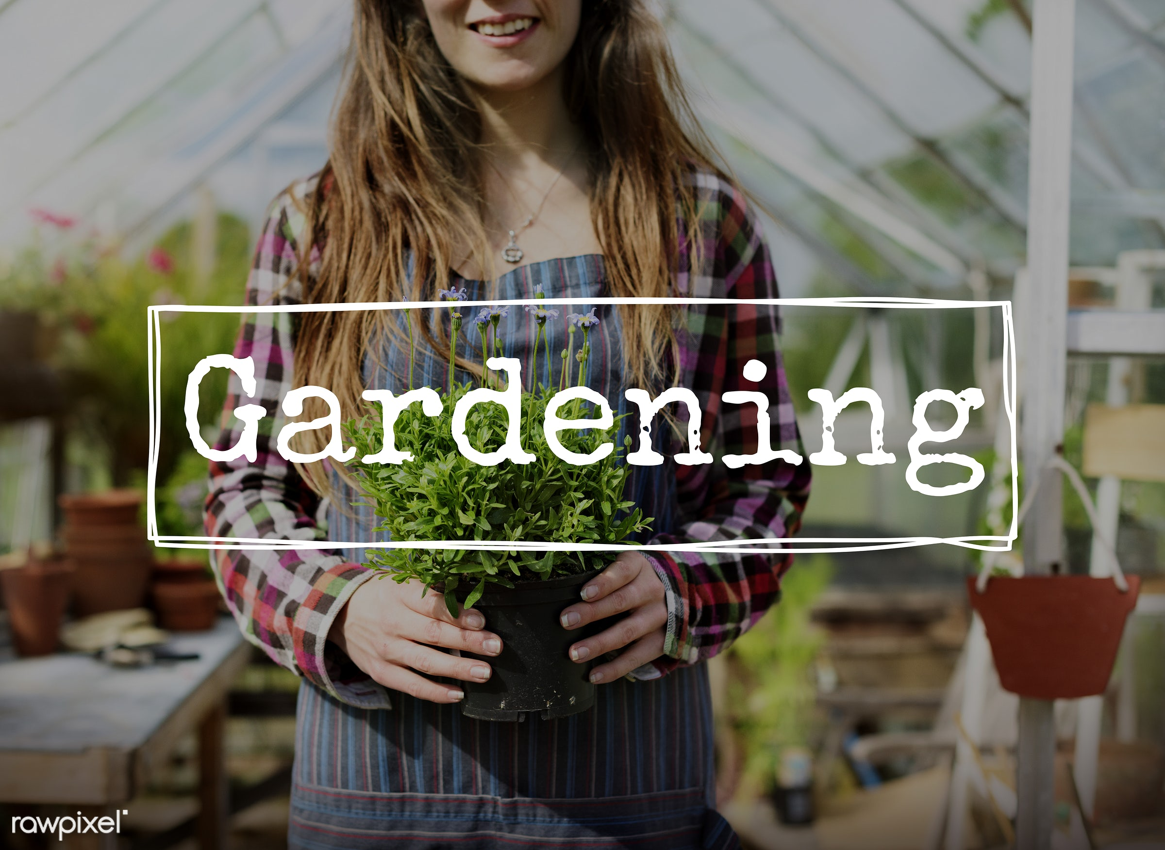 flowerpot, gardening, activity, agriculture, aim high, apron, backyard, be the change, cultivate, cultivating, dark blonde,...