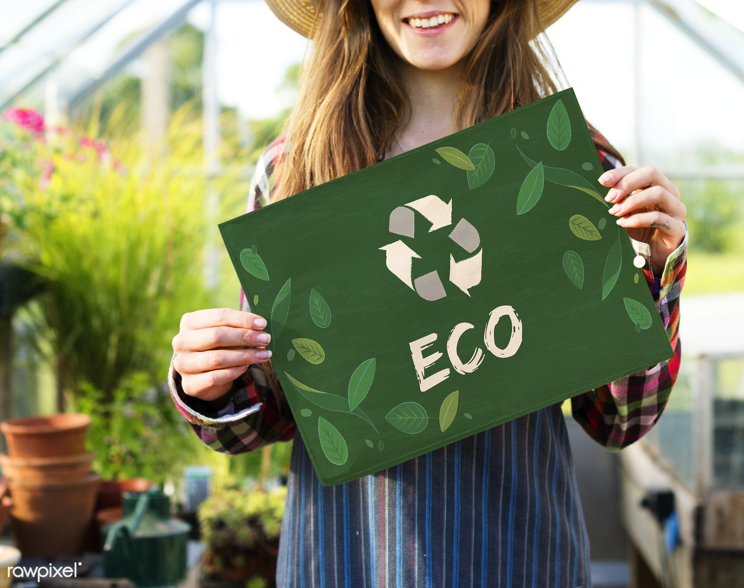 adult, caucasian, clean, countryside, dark blonde, earth, eco, ecology, energy, environment, farm, female, flowers, fresh,...