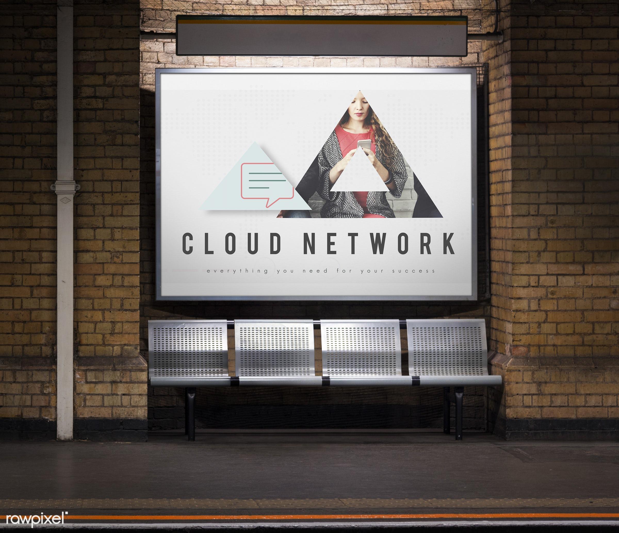 bricks, brickswall, cloud, cloud computing, cloud network, communication, connection, data, digital, information, memory,...