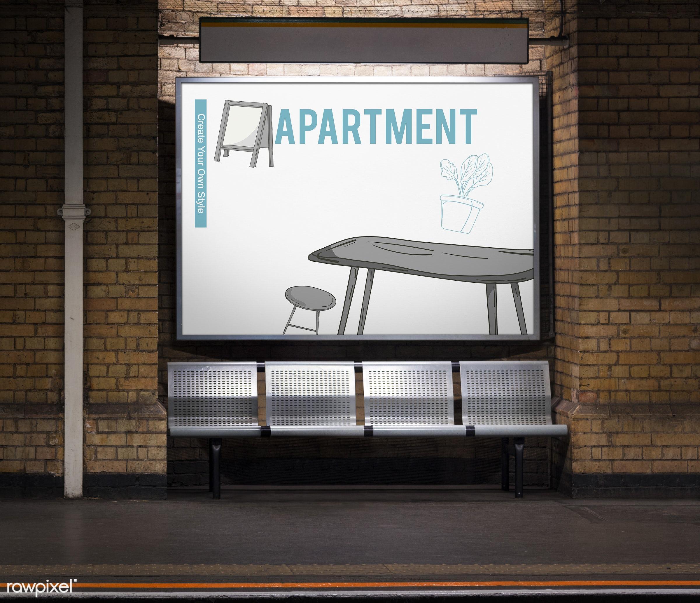 apartment, architecture, bricks, brickswall, building, carpet, carpeted, contemporary, counter, decoration, dio, elegance,...