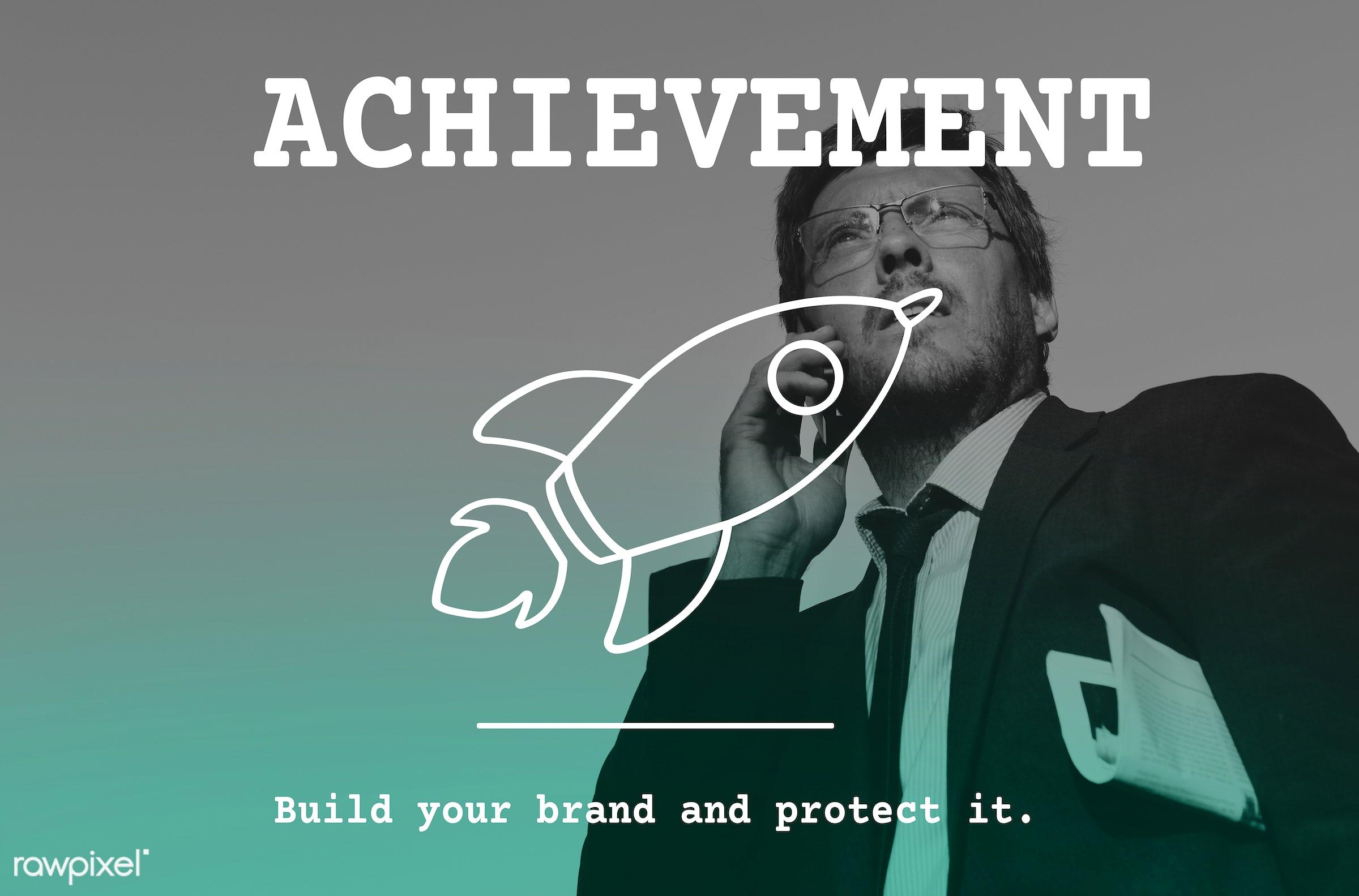 entrepreneur, achievement, adult, business, businessmen, caucasian, cellphone, challenge, communication, development,...