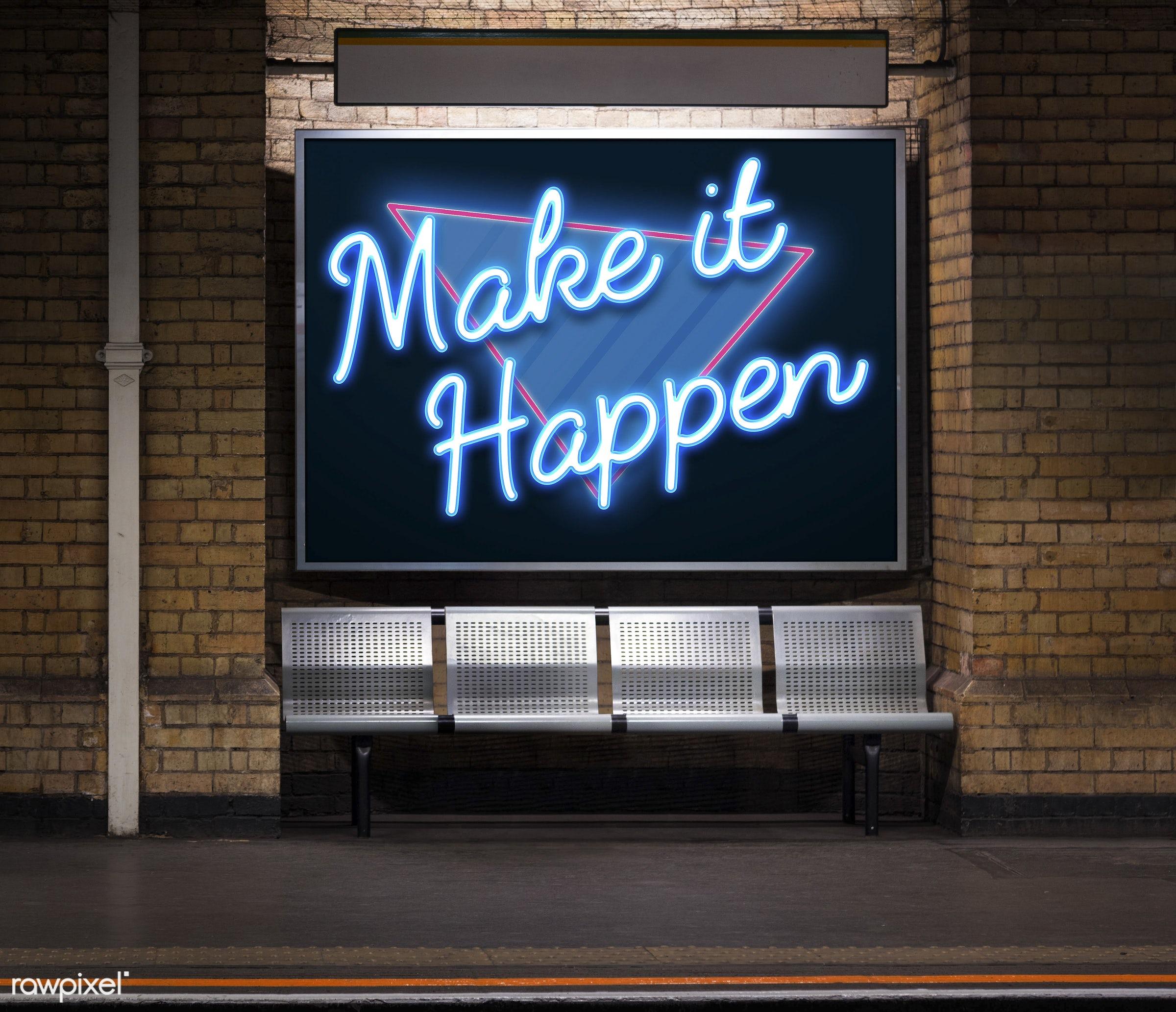 action, bricks, brickswall, change, choice, decision, effect, expression, graphic, handwriting, ideas, impact, make it...