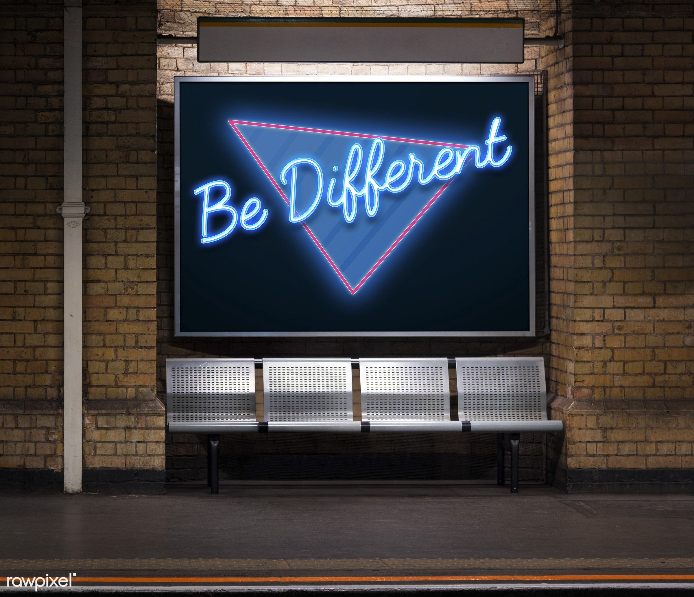 be different, bricks, brickswall, conceptual, creative, creativity, development, different, diversity, idea, individuality,...