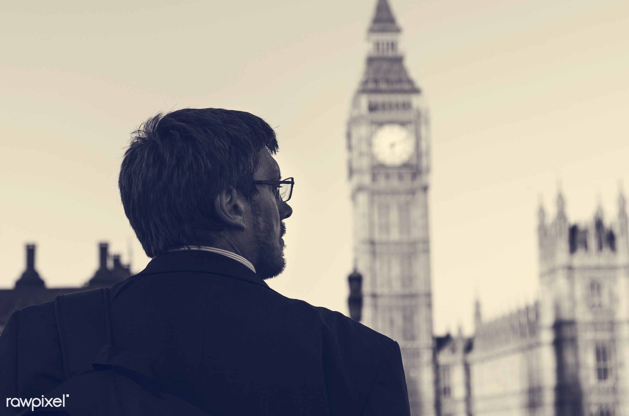 aspirations, big ben, britain, building, business, businessman, caucasian, city, confidence, confident, corporate,...