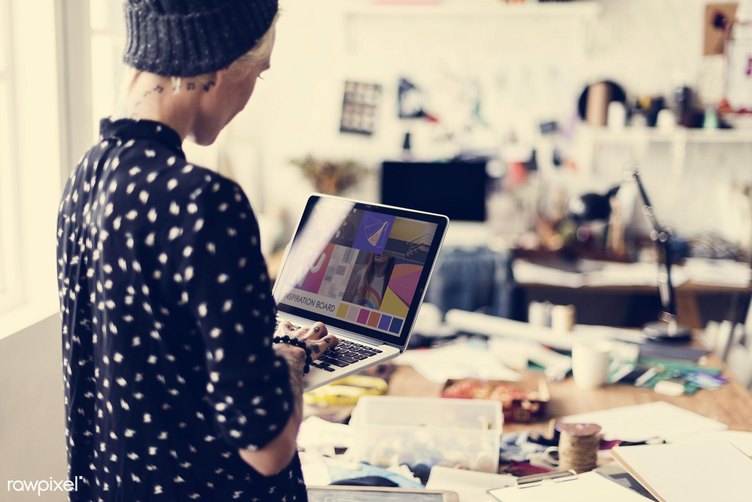 studio, fashion, craft, measure, clothing, handicraft, dressmaker, trendy, stylist, creativity, inspiration, style, cloth,...