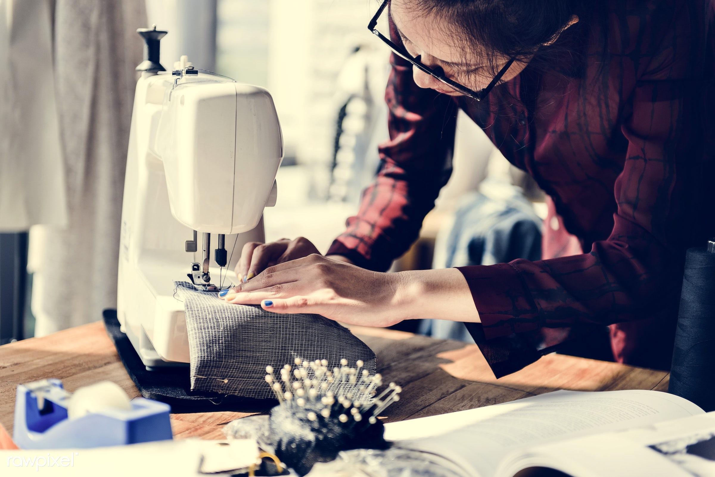 trends, sew, fashion, detail, craft, clothing, garment, fashion studio, profession, tool, equipment, beauty, perfection,...