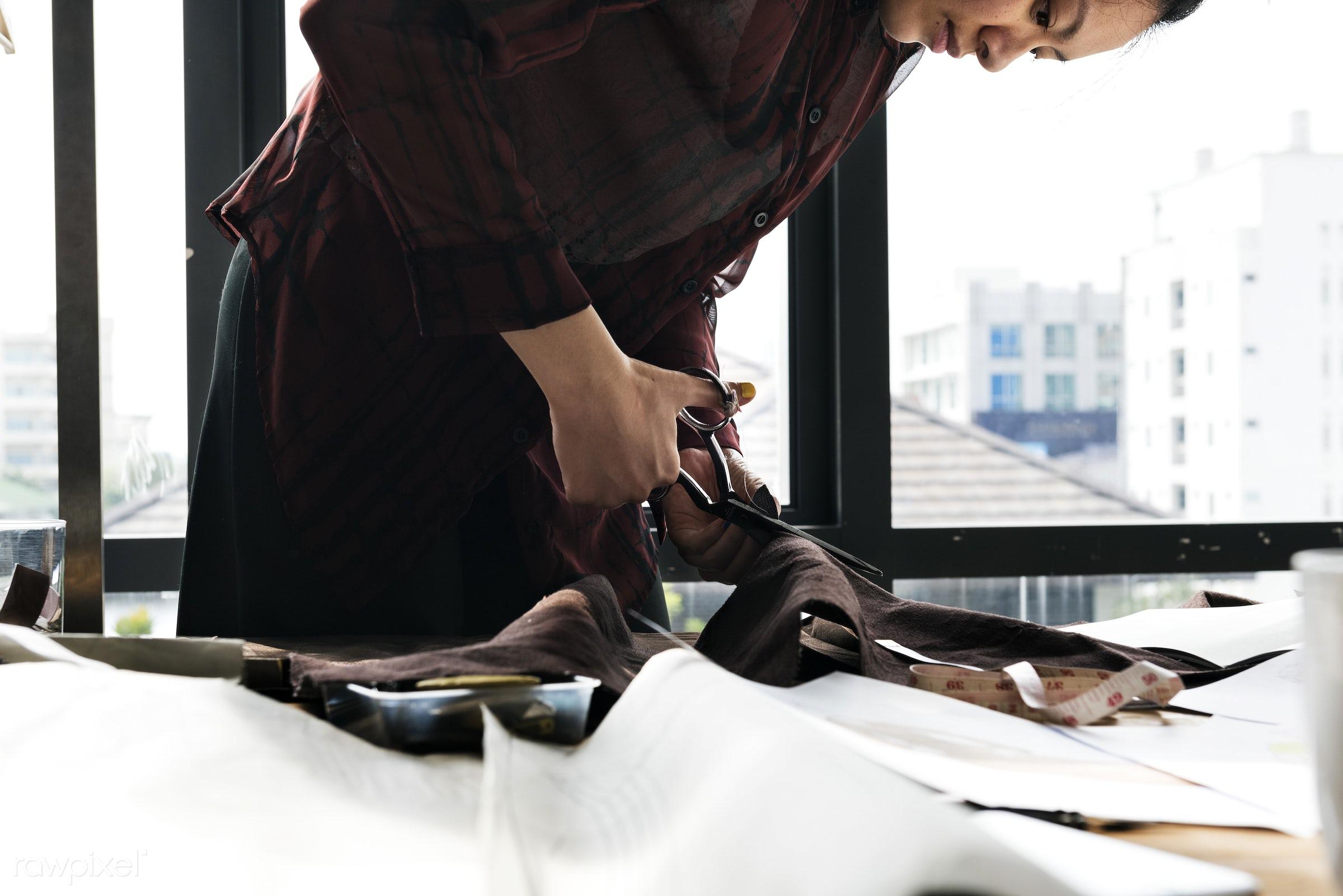 studio, craft, fashion, measure, clothing, handicraft, dressmaker, trendy, stylist, creativity, style, cloth, stylish,...