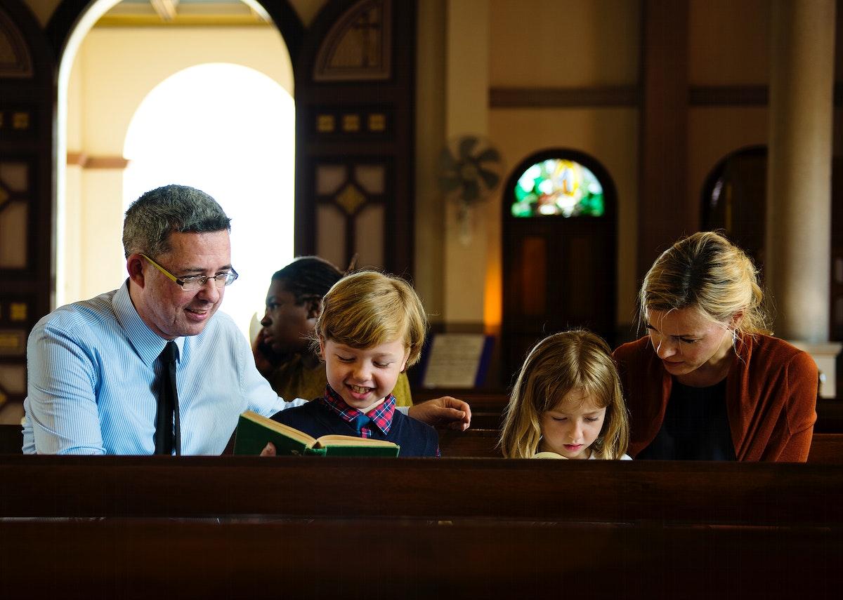 Church People Believe Faith Religious