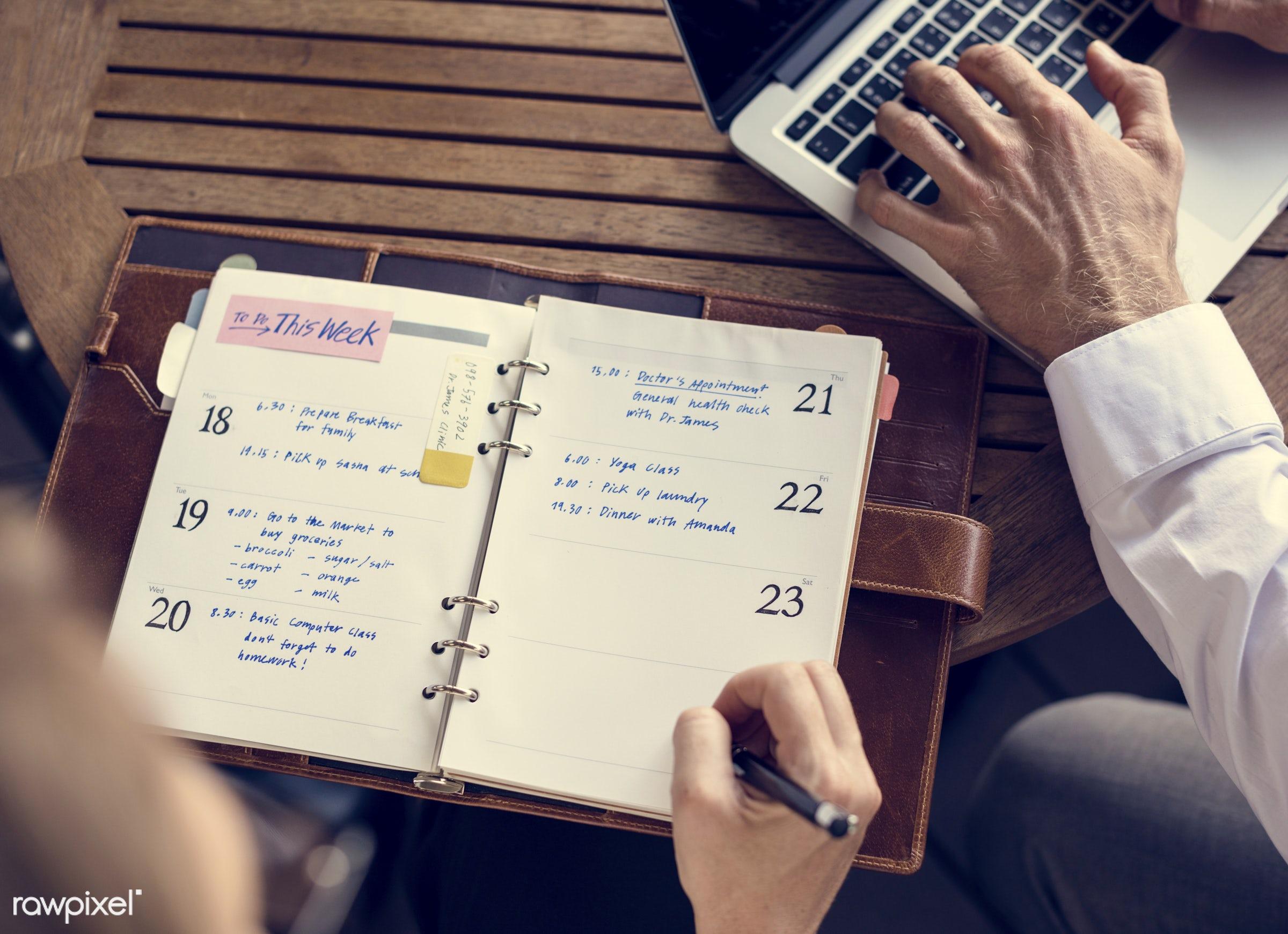 person, collaboration, white collar worker, tie, people, business, teamwork, hands, businesswomen, woman, laptop,...
