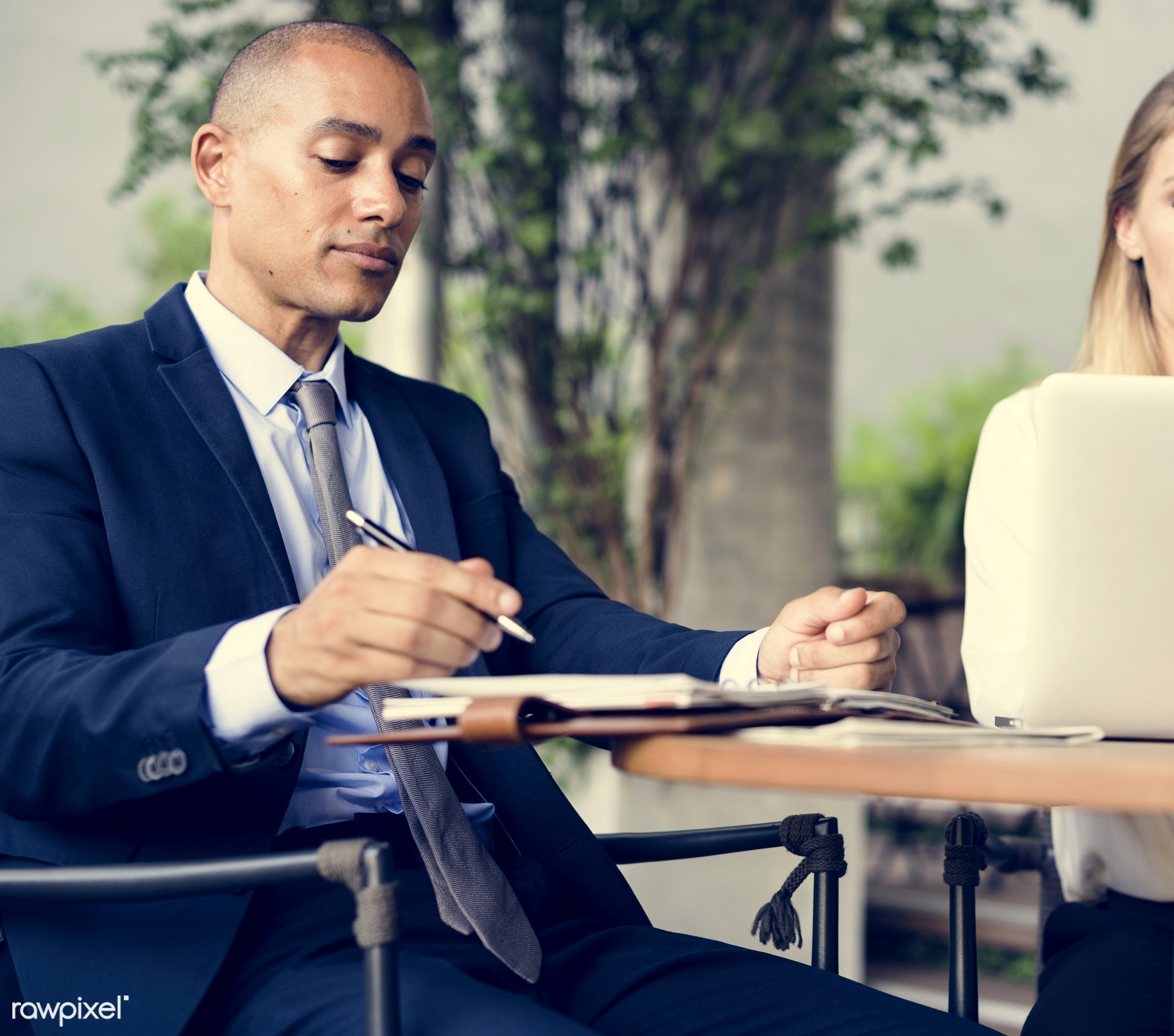 person, collaboration, tie, white collar worker, people, business, teamwork, hands, businesswomen, woman, laptop,...