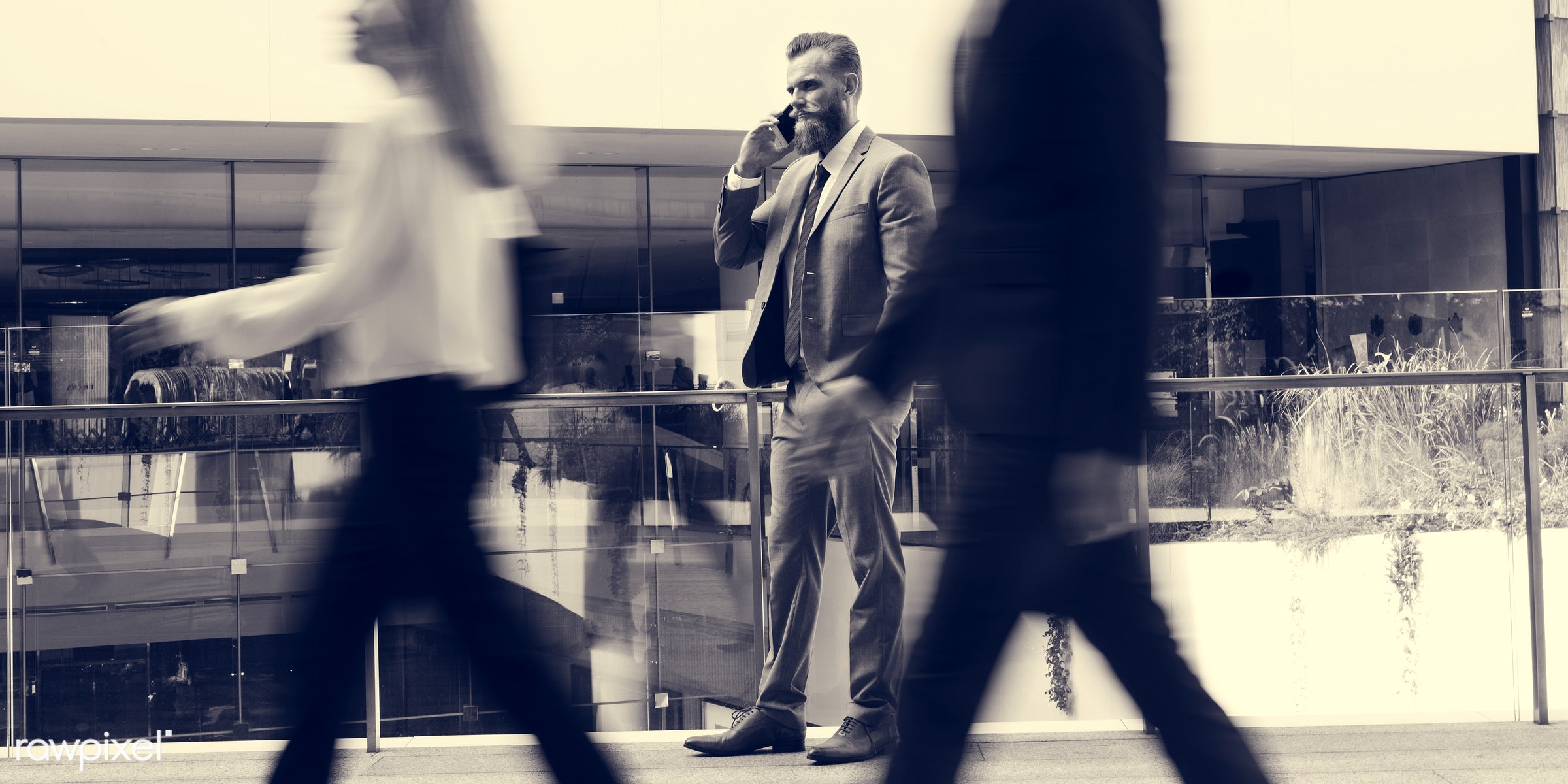 expression, update, face, phone, person, suit and tie, white collar worker, busy, indoors, calling, customer, people,...