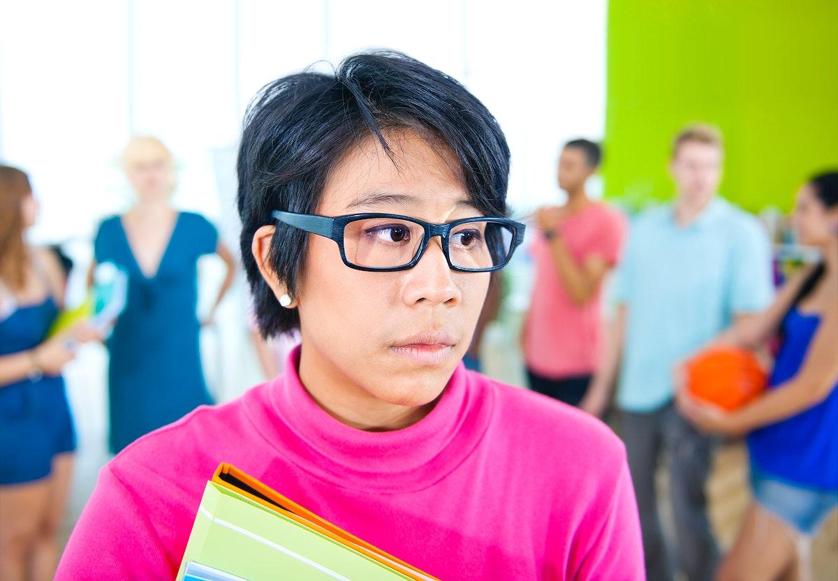 Girl bullied in school