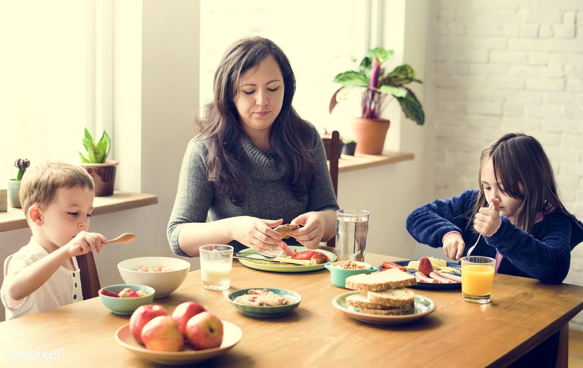 breakfast, plants, little, cute, cornflakes, positivity, sun, kid, child, sunny, milk, sunshine, positive, cheerful, meal,...