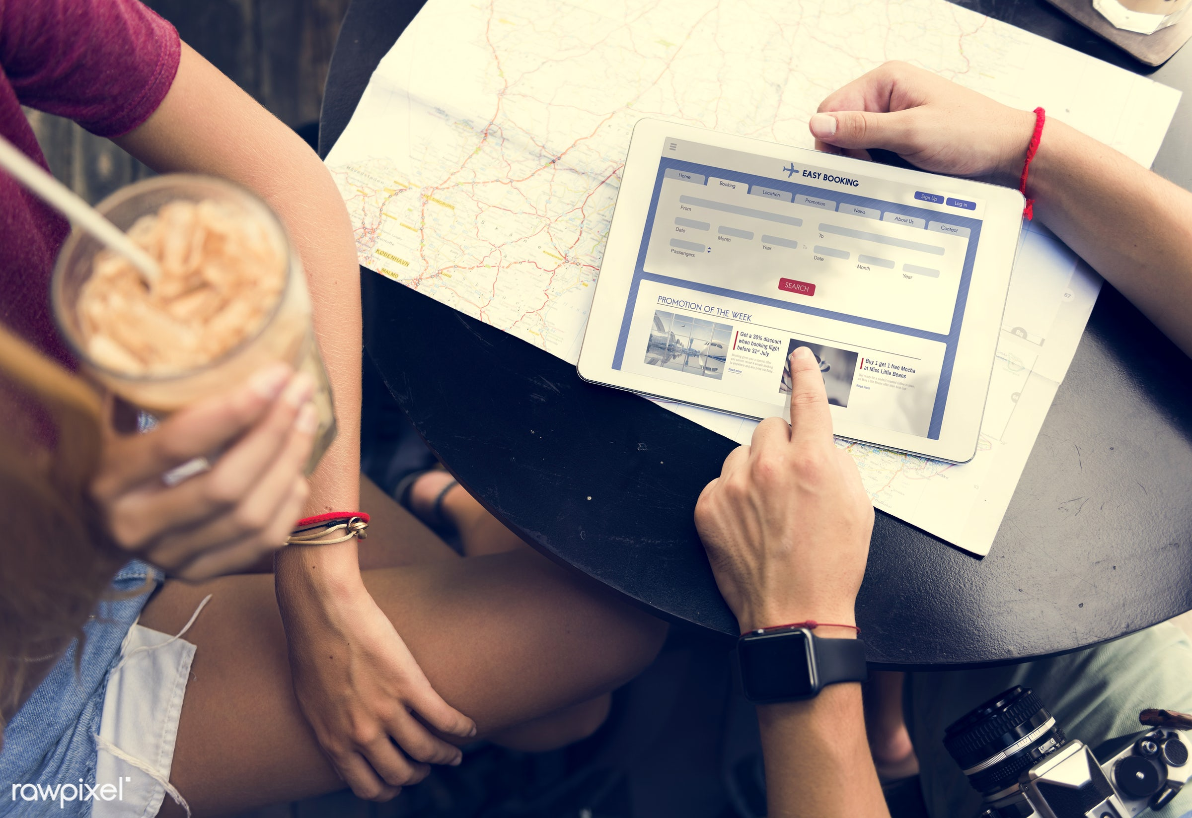 direction, navigation, map, booking, boyfriend, cafe, closeup, coffee, coffee shop, couple, date, device, digital,...