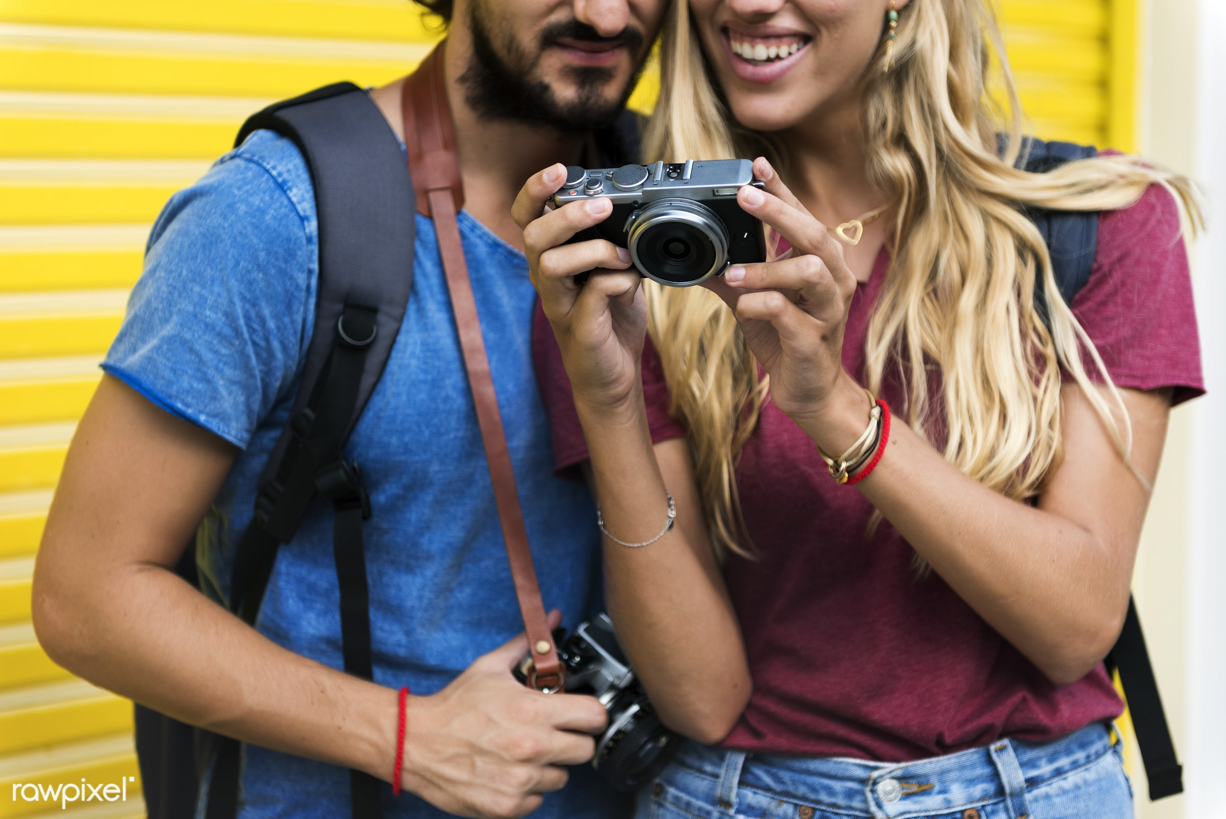 backpackers, pictures, travel, people, together, city, girl, woman, partner, couple, trip, man, romance, guy, male,...