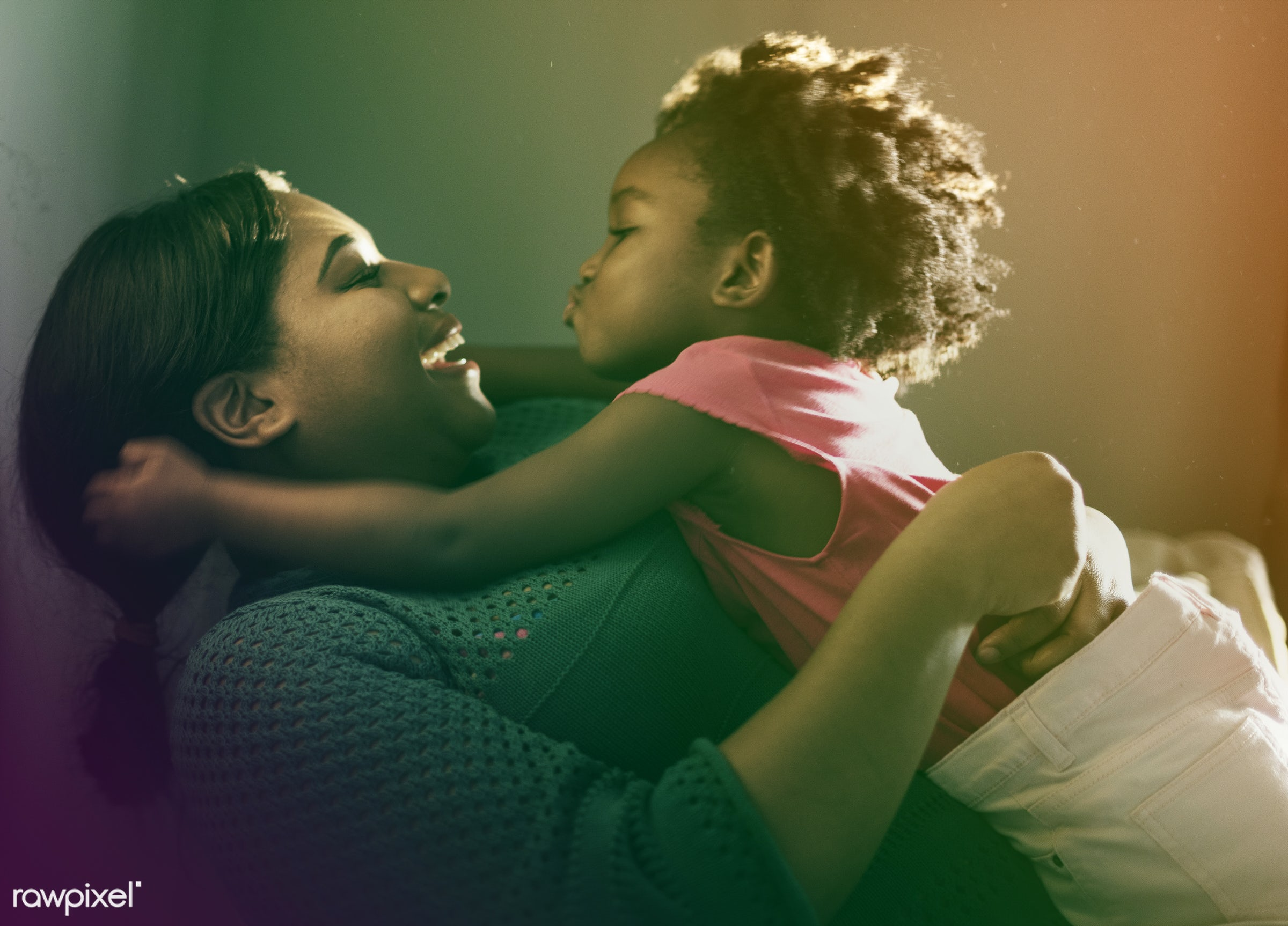 calm, home, concept, african, freedom, residential, relax, daughter, faded, vibrant, house, people, kiss, life, style,...