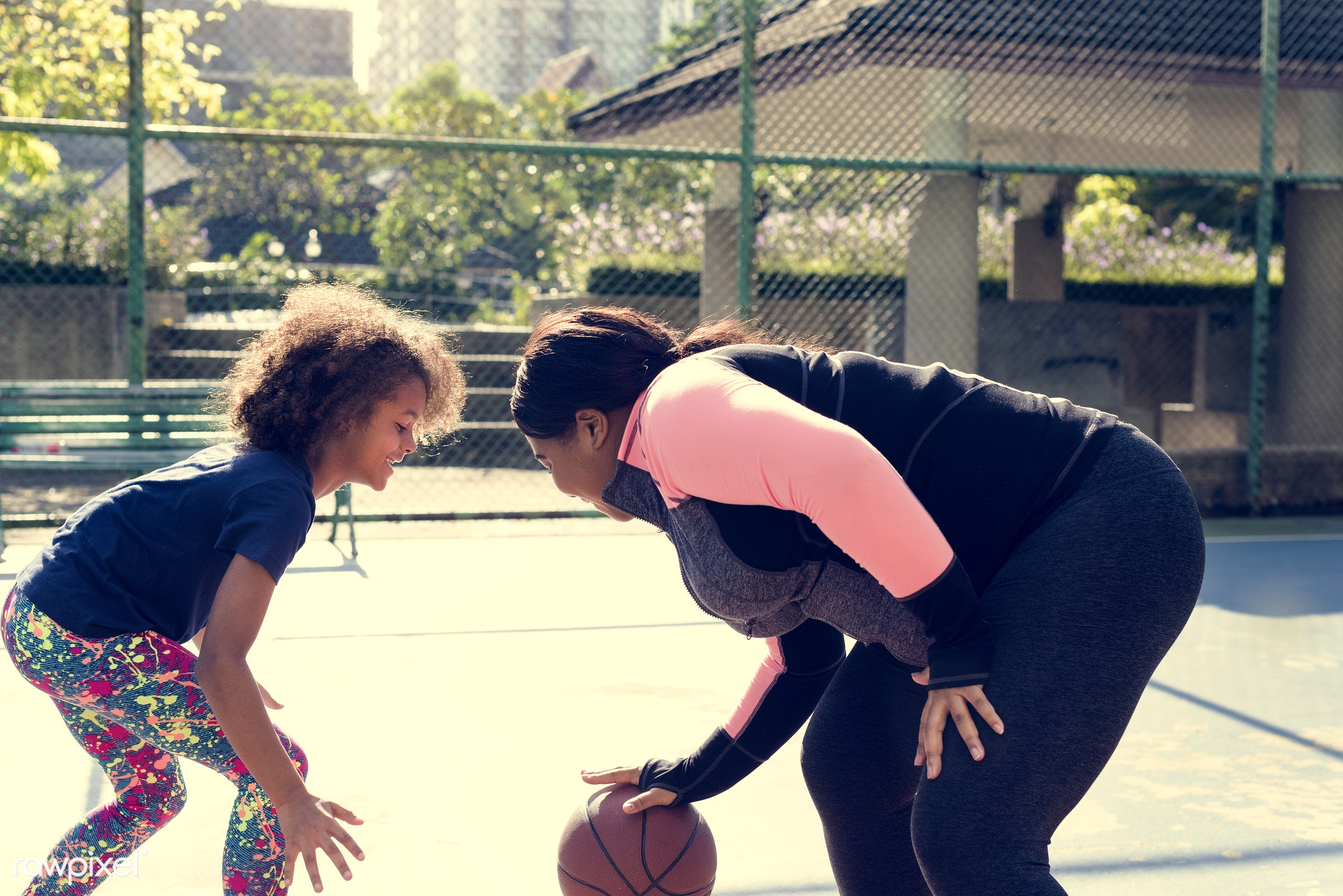 basketball, athletics, african, player, street, exercise, court, recreation, arena, family, activity, athlete, ball, play,...
